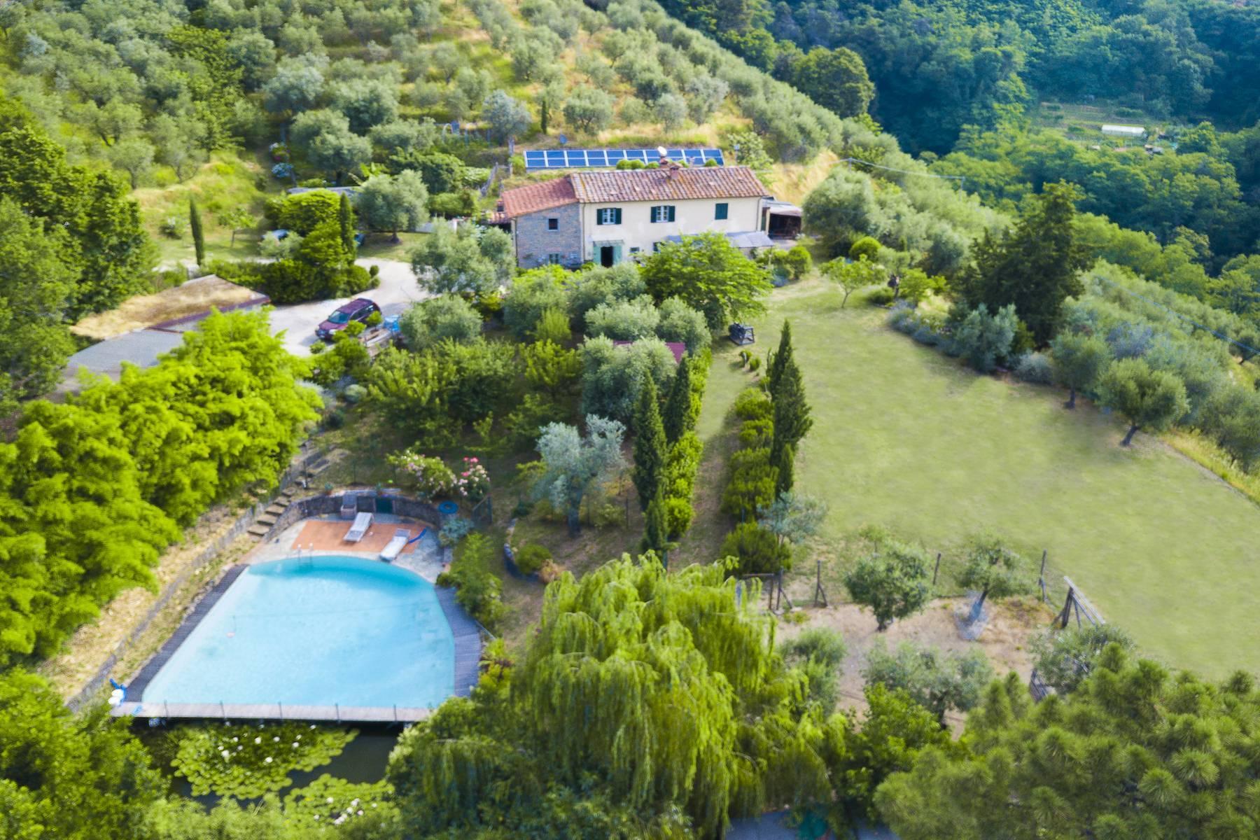 位于佛罗伦萨(Florence)和卢卡(Lucca)之间的浪漫农舍 - 28