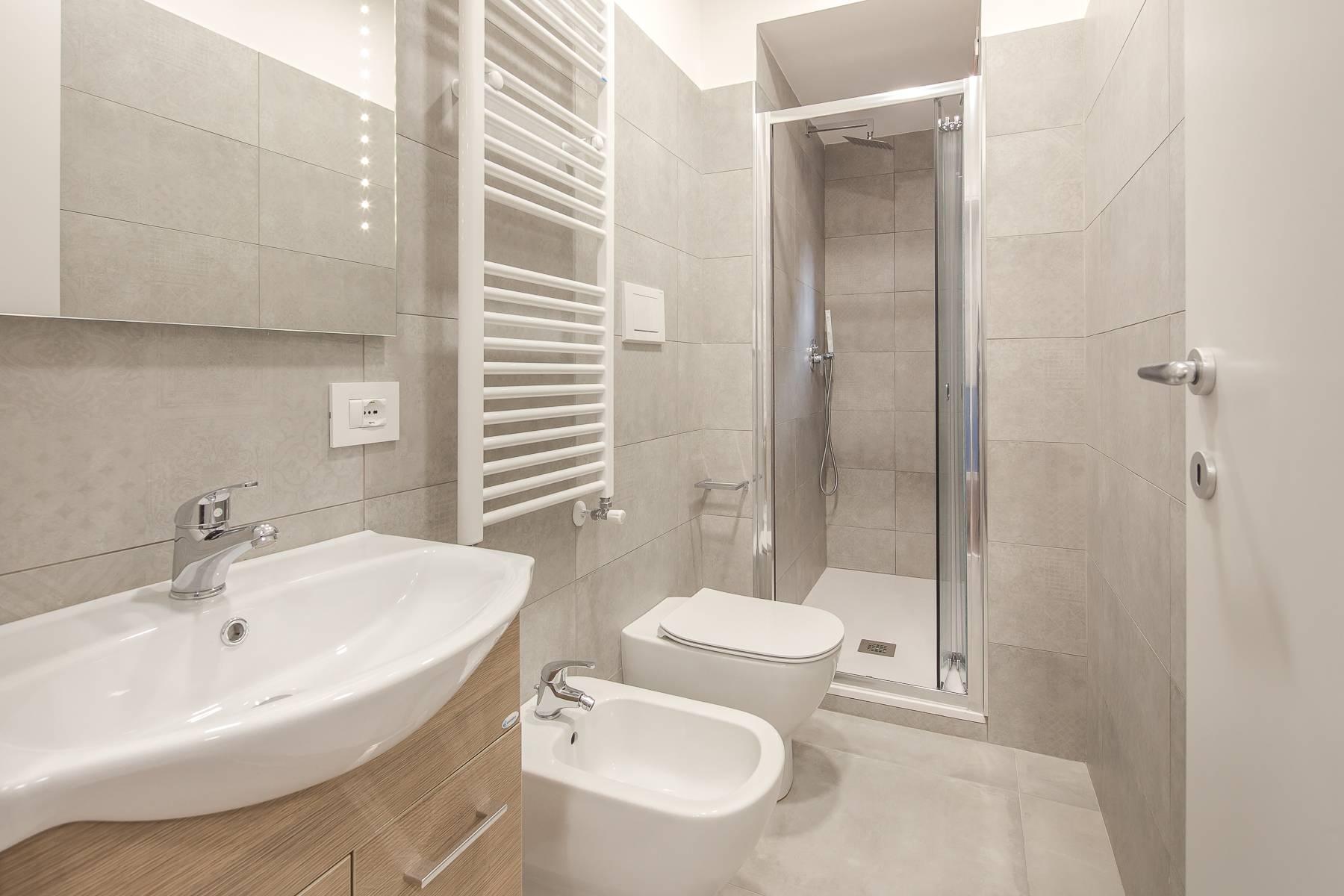 Elegante renovierte Zwei-Zimmer-Wohnung in Brera - 10