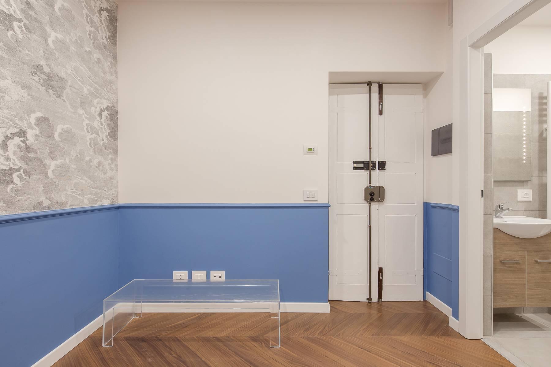 Elegante renovierte Zwei-Zimmer-Wohnung in Brera - 5