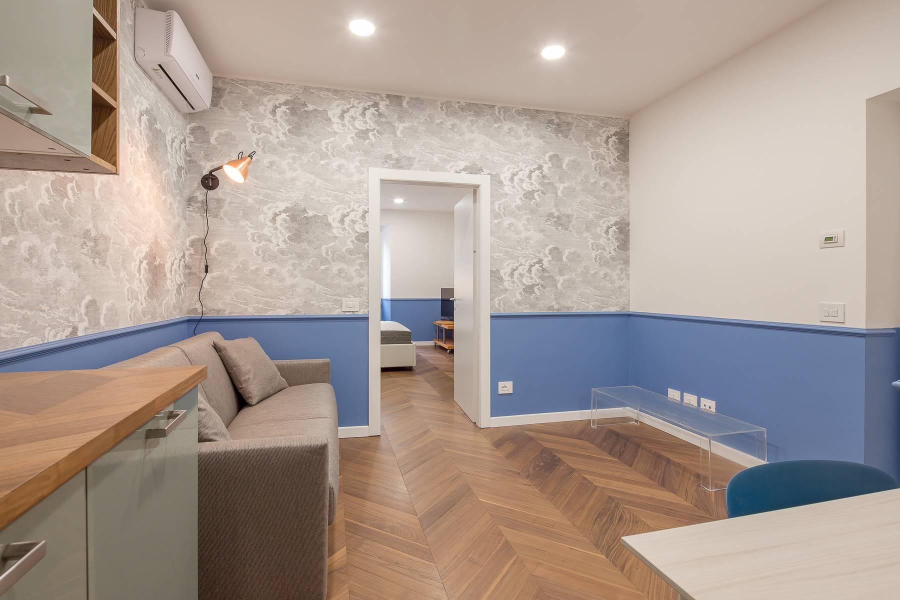 Elegante renovierte Zwei-Zimmer-Wohnung in Brera - 6