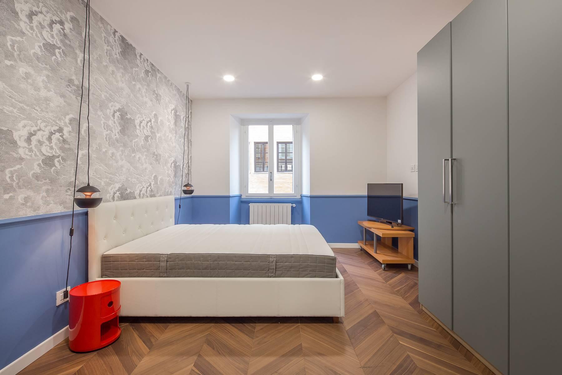 Elegant renovated two-room-apartment in Brera - 9