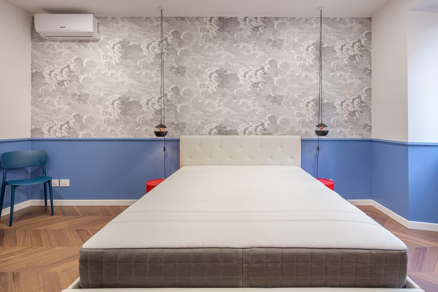 Elegant renovated two-room-apartment in Brera - 14