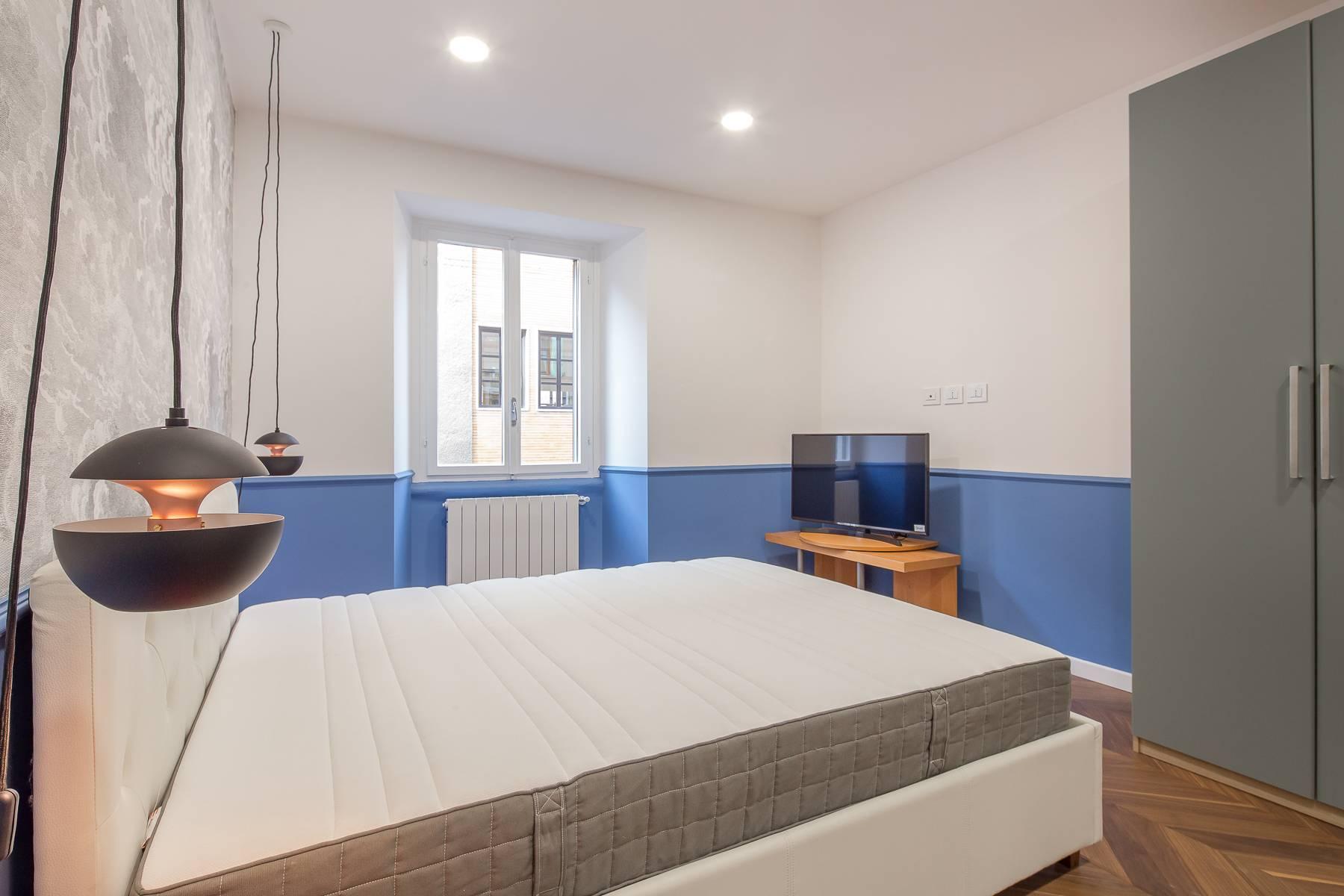 Elegante renovierte Zwei-Zimmer-Wohnung in Brera - 15