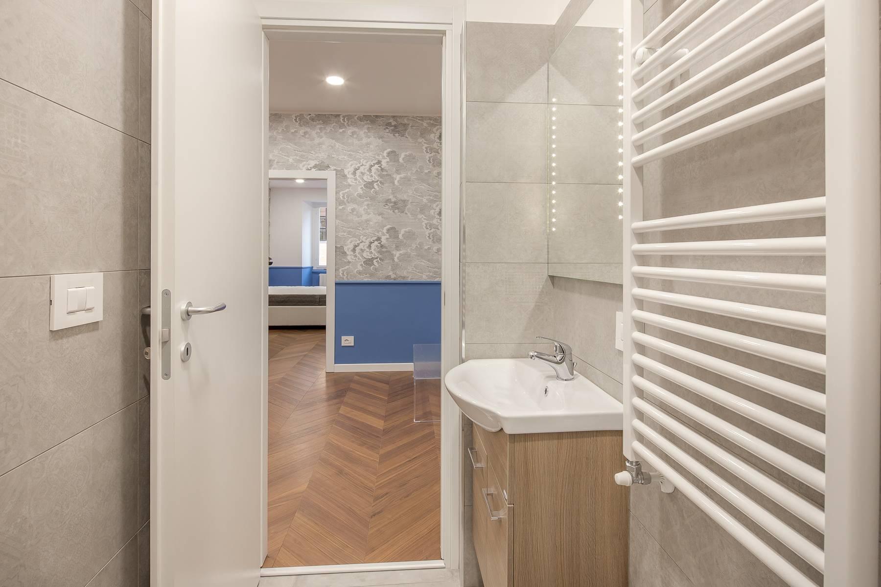 Elegante renovierte Zwei-Zimmer-Wohnung in Brera - 16