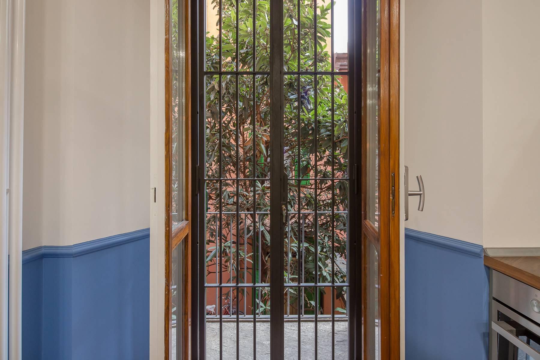 Elegante renovierte Zwei-Zimmer-Wohnung in Brera - 17
