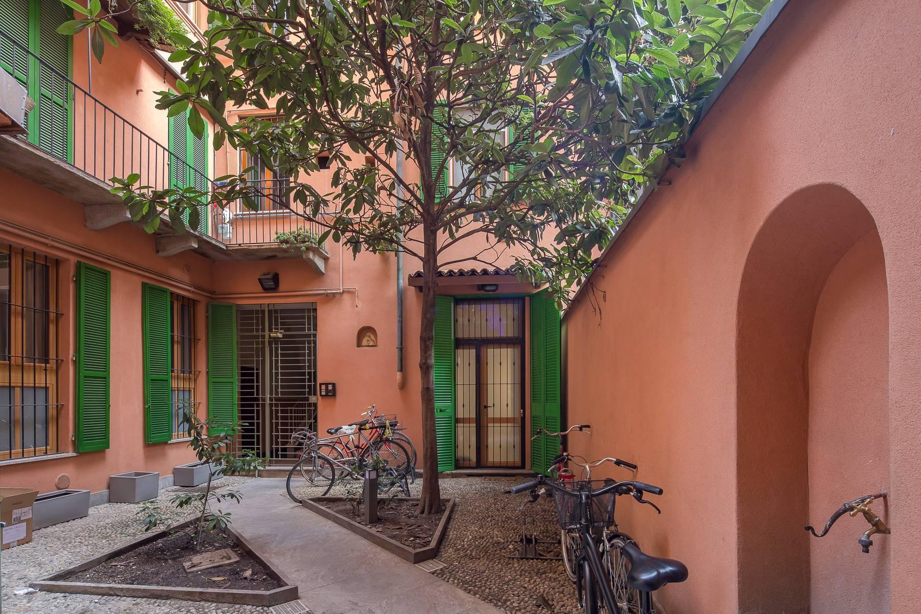 Elegante renovierte Zwei-Zimmer-Wohnung in Brera - 12