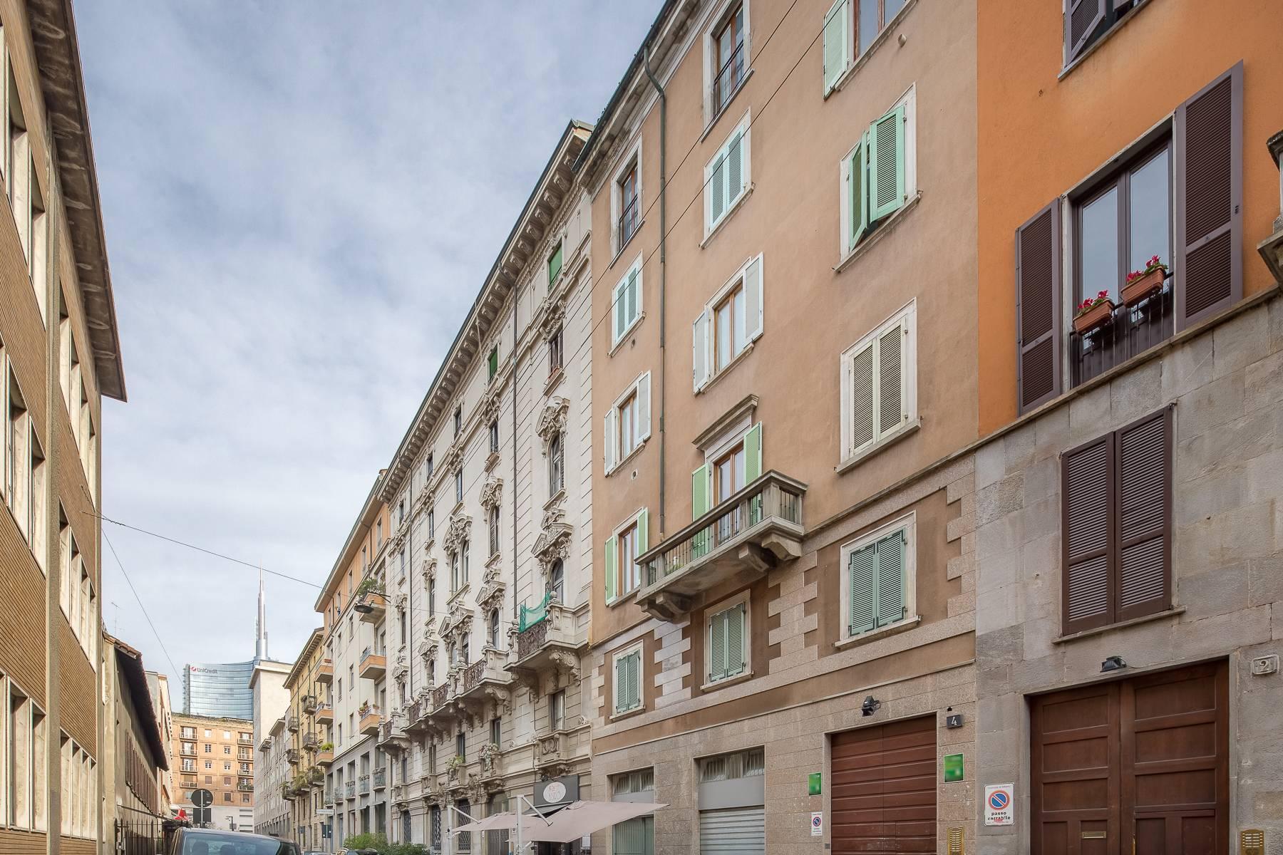Elegante renovierte Zwei-Zimmer-Wohnung in Brera - 18
