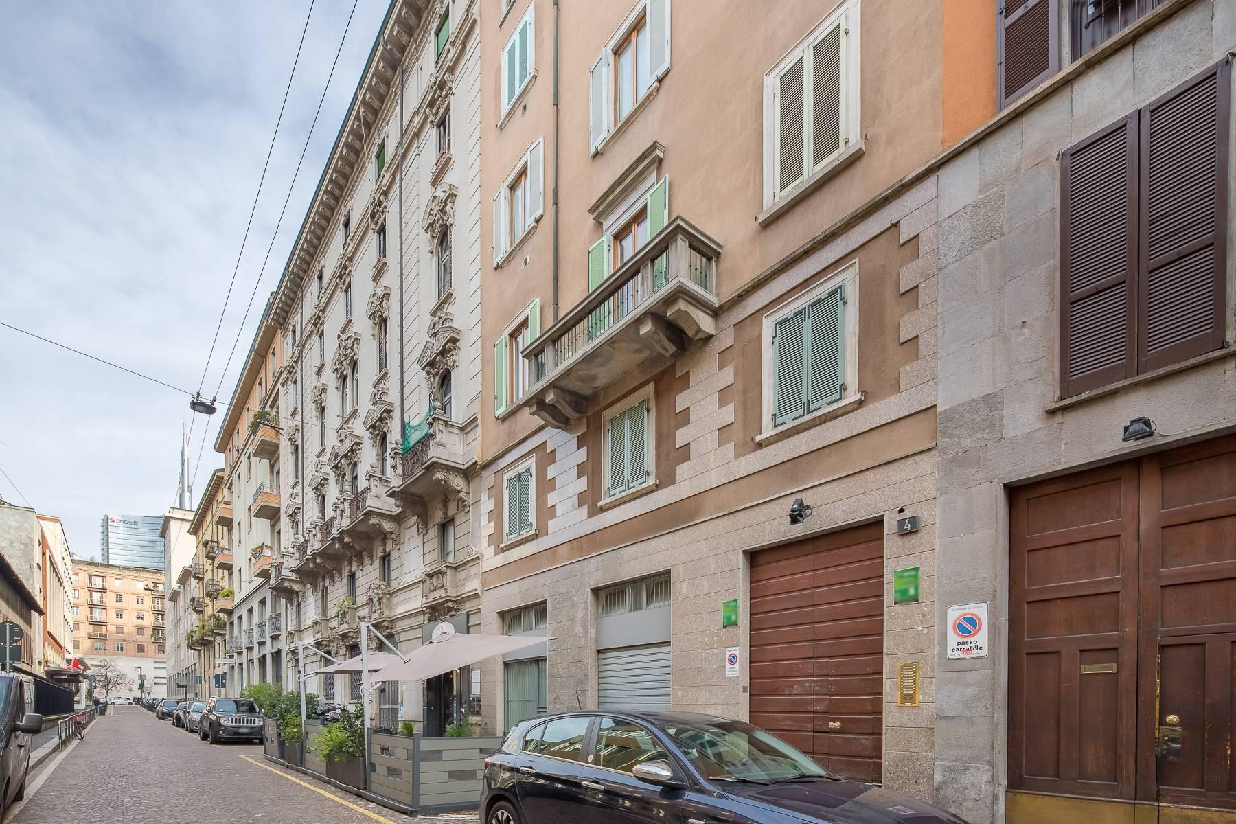 Elegant renovated two-room-apartment in Brera - 19