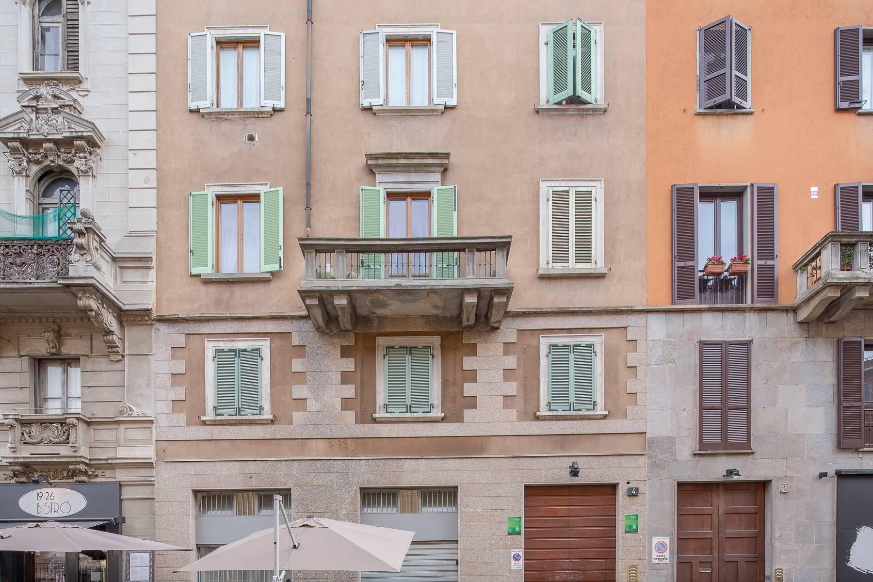 Elegante renovierte Zwei-Zimmer-Wohnung in Brera - 20