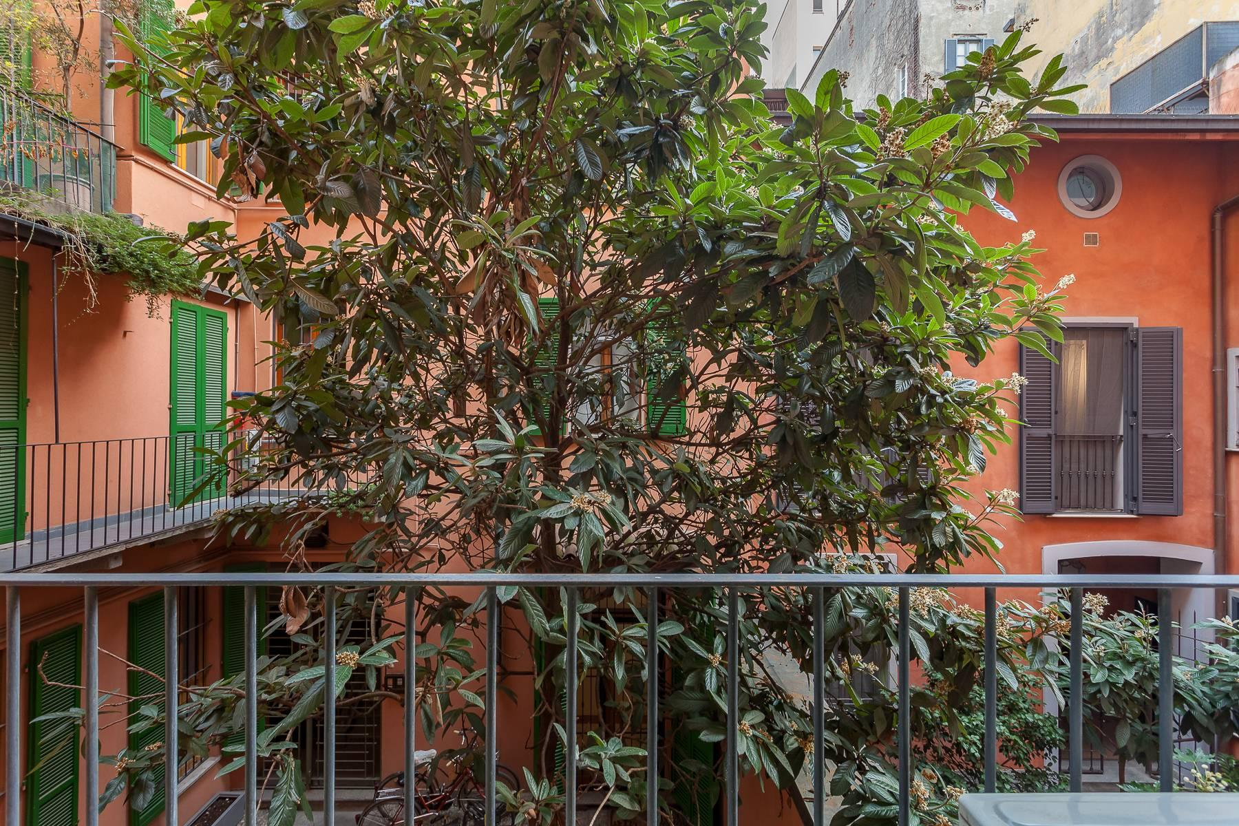 Elegante renovierte Zwei-Zimmer-Wohnung in Brera - 21