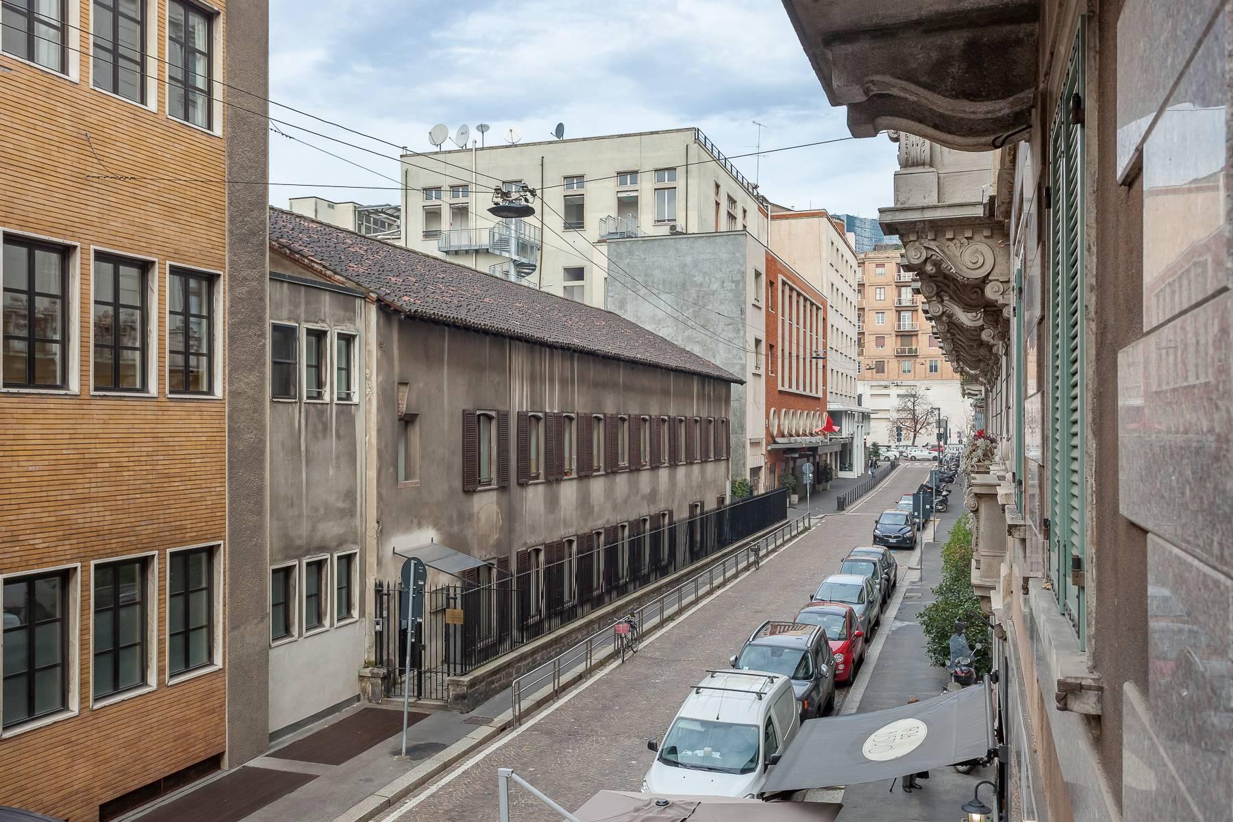 Elegante renovierte Zwei-Zimmer-Wohnung in Brera - 13