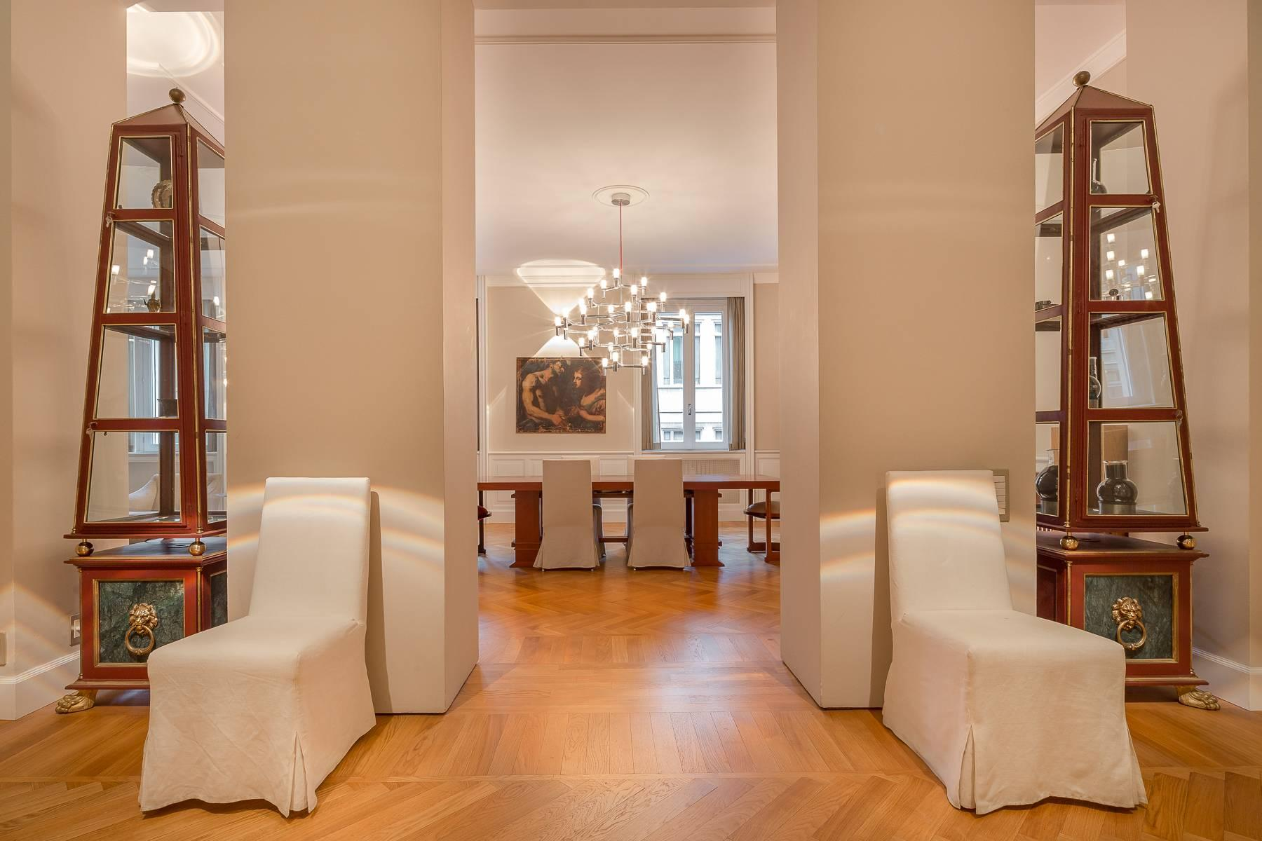 Inviting and fully renovated apartment in Via Ruffini - 13