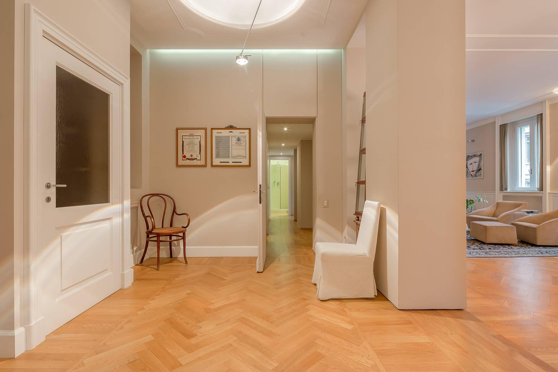 Inviting and fully renovated apartment in Via Ruffini - 18