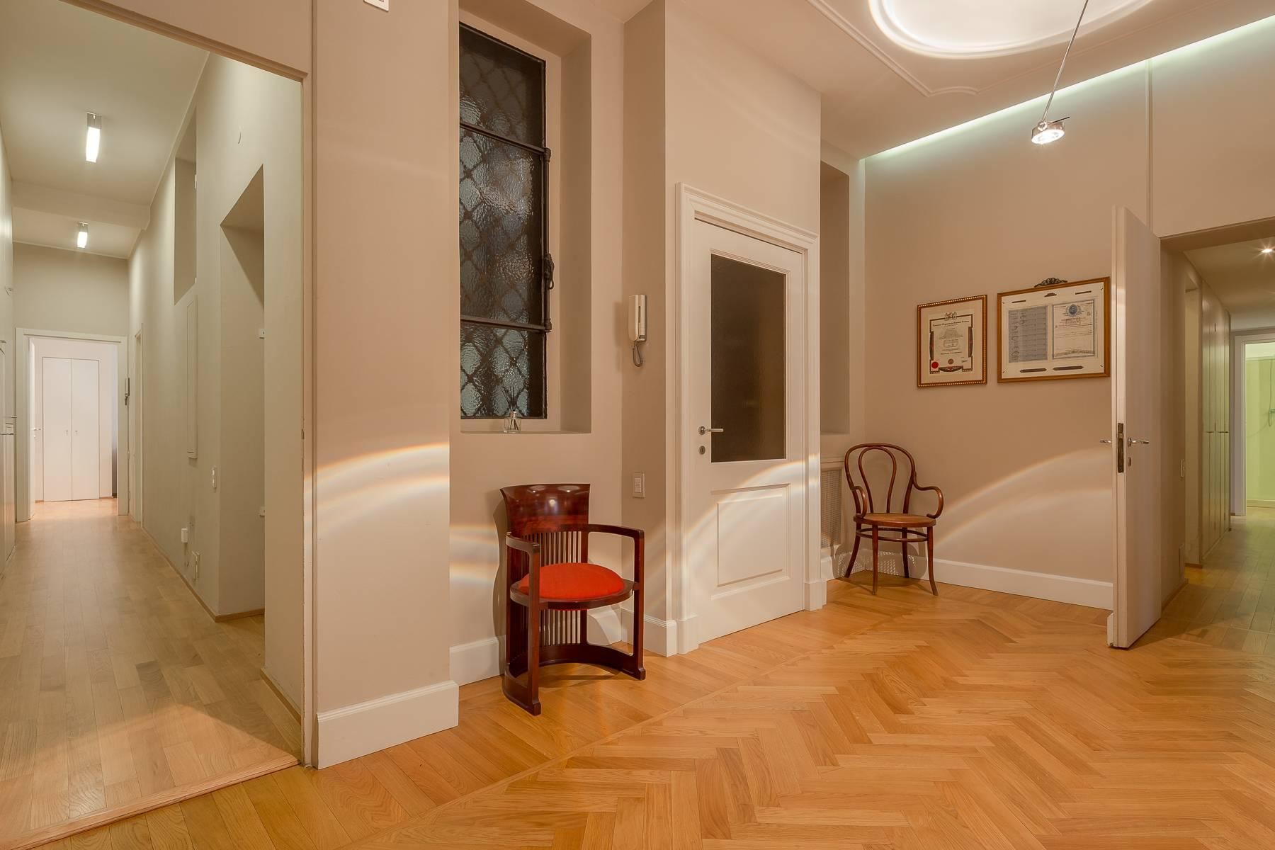 Inviting and fully renovated apartment in Via Ruffini - 19