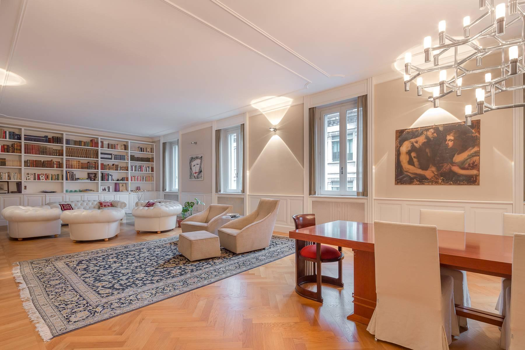 Inviting and fully renovated apartment in Via Ruffini - 5