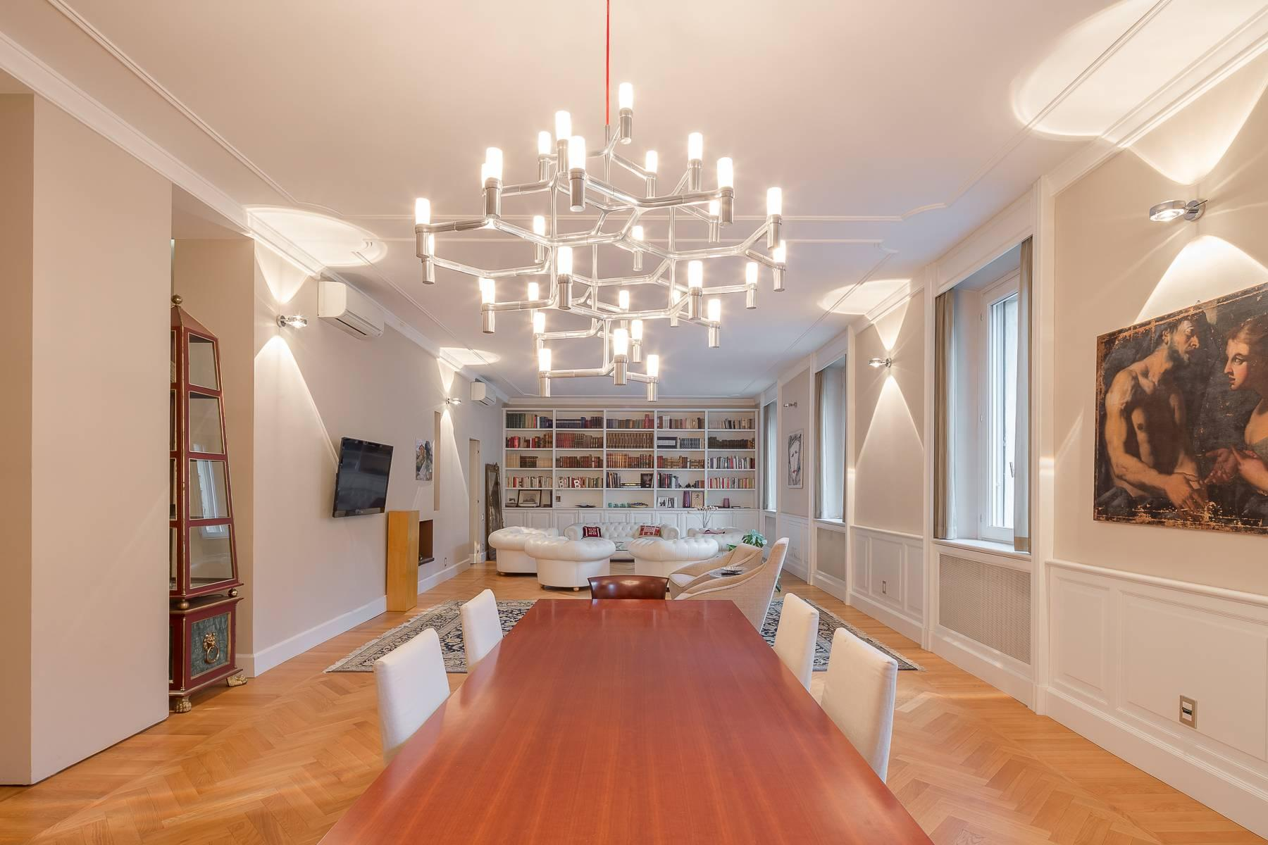 Inviting and fully renovated apartment in Via Ruffini - 3