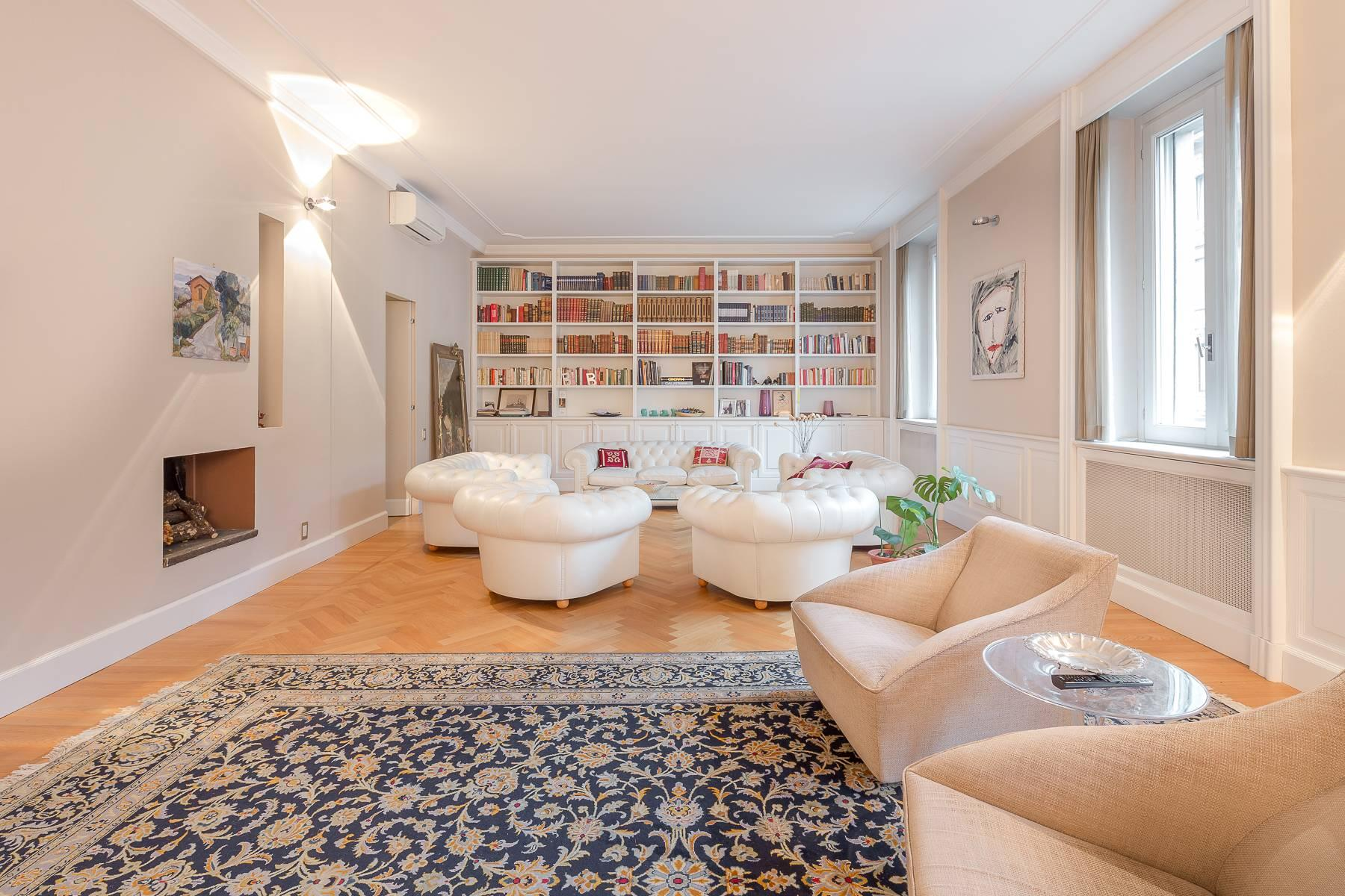 Inviting and fully renovated apartment in Via Ruffini - 4