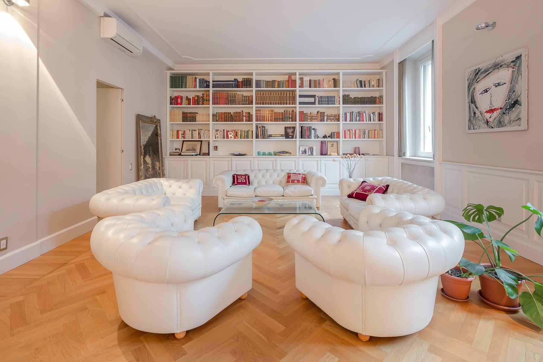 Inviting and fully renovated apartment in Via Ruffini - 1