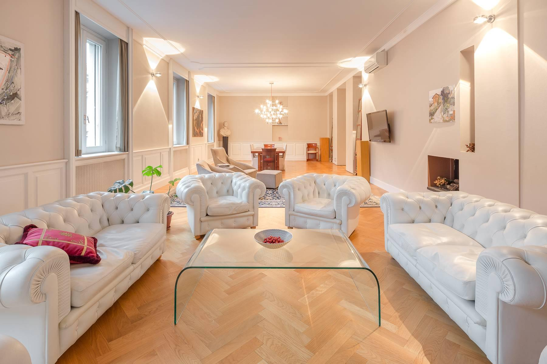 Inviting and fully renovated apartment in Via Ruffini - 8