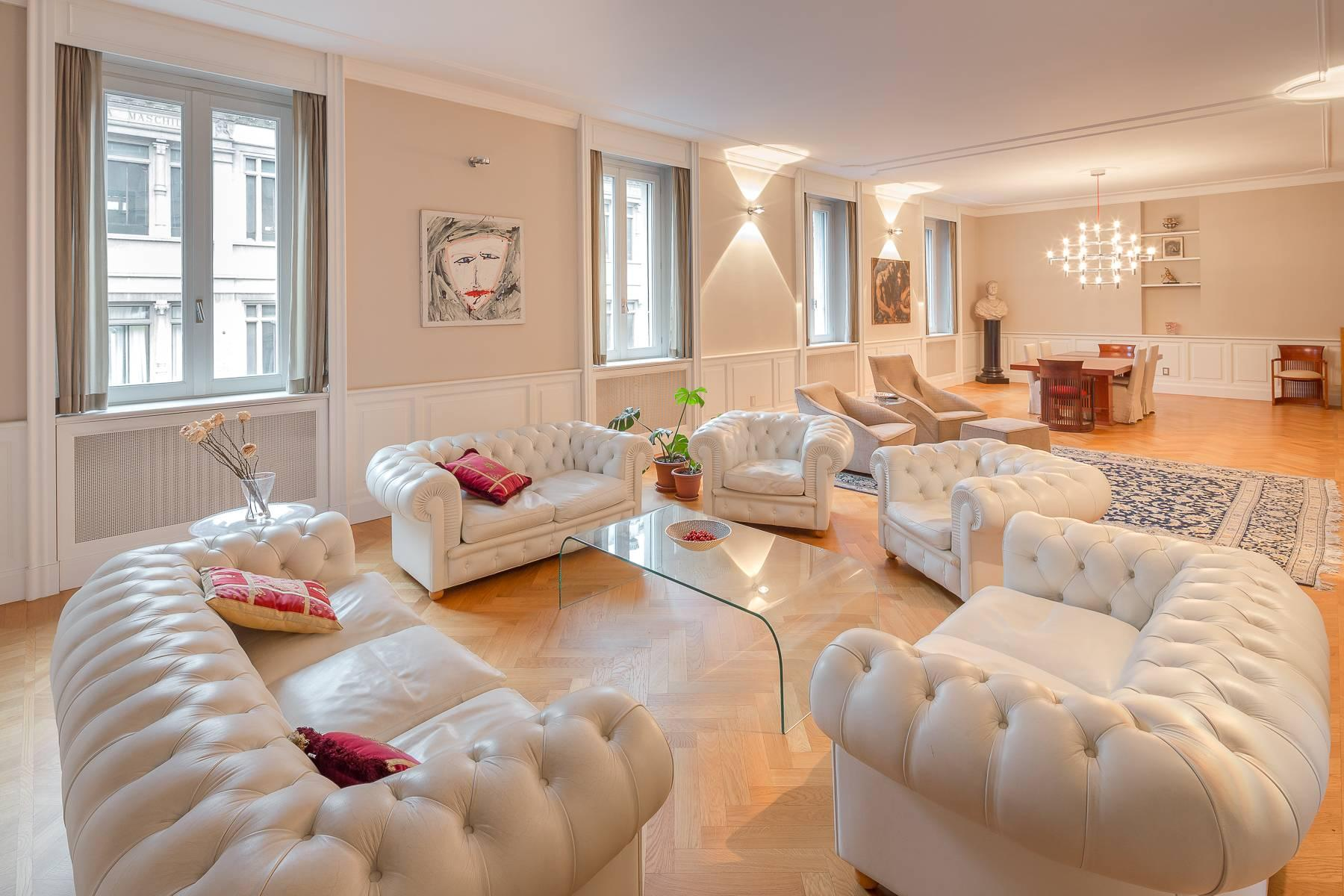 Inviting and fully renovated apartment in Via Ruffini - 9