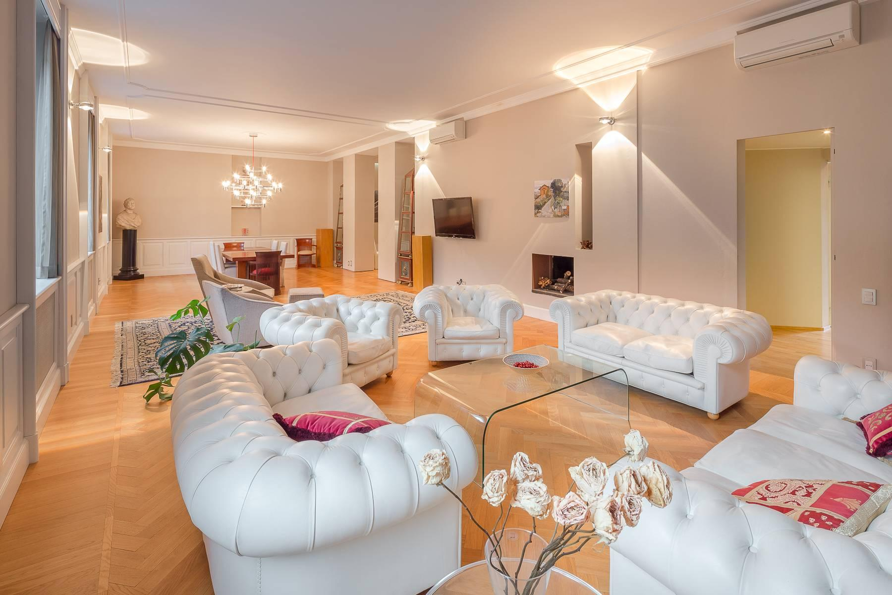 Inviting and fully renovated apartment in Via Ruffini - 22