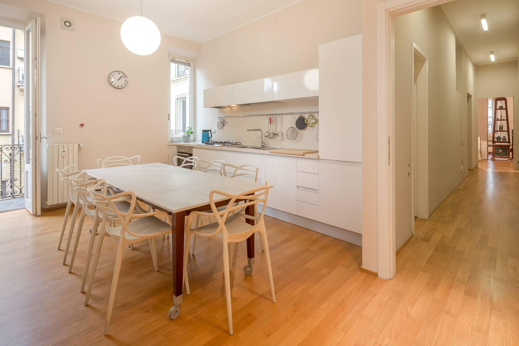 Inviting and fully renovated apartment in Via Ruffini - 20