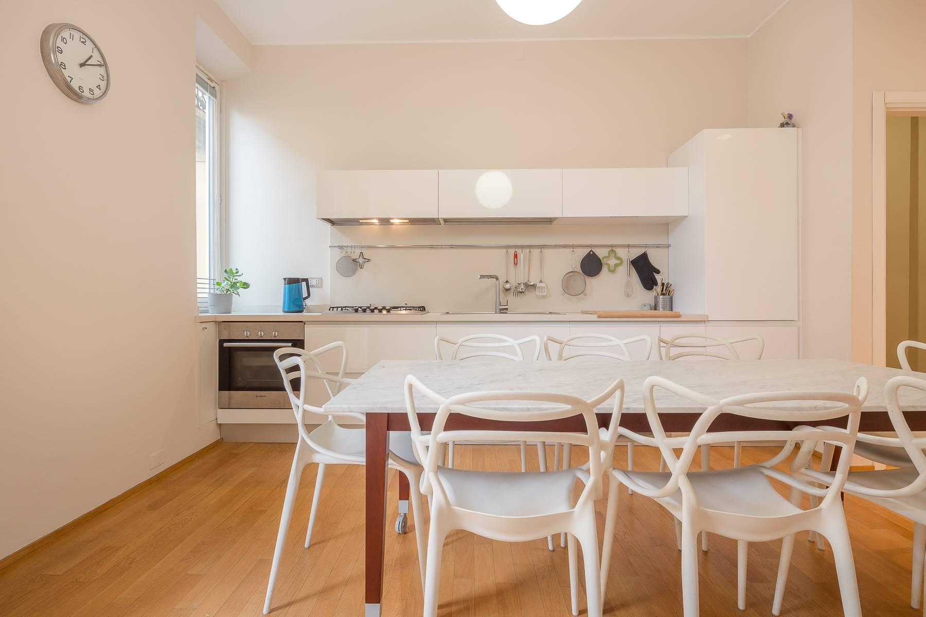 Inviting and fully renovated apartment in Via Ruffini - 7
