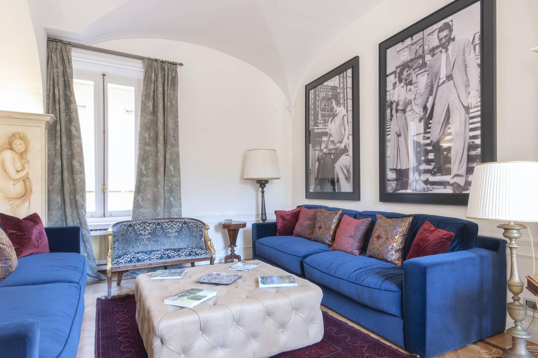 Шикарная резиденция с видом на Trinità dei Monti - 15