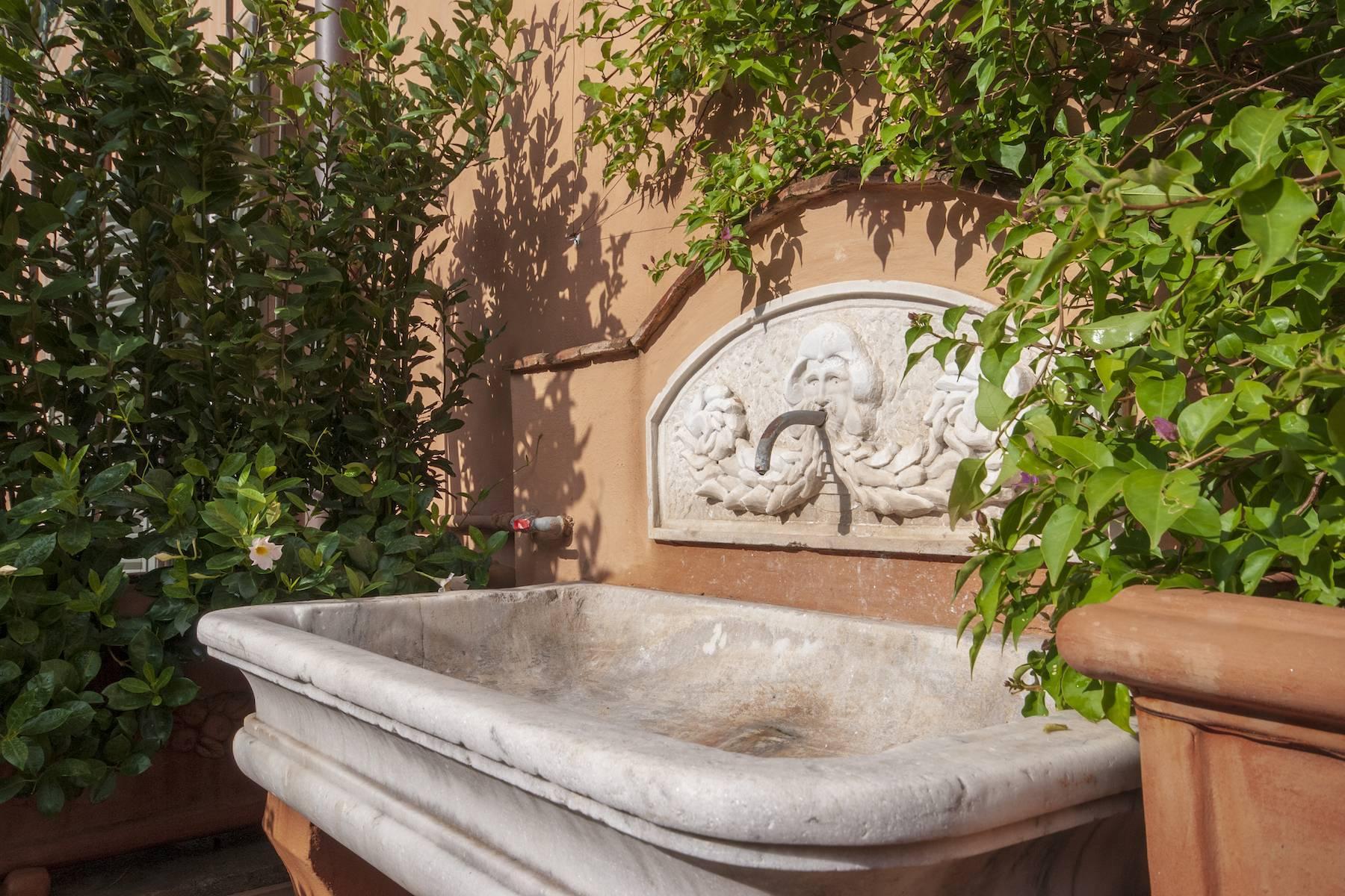 Wunderschöne Wohnung mit Blick auf Trinità dei Monti - 16