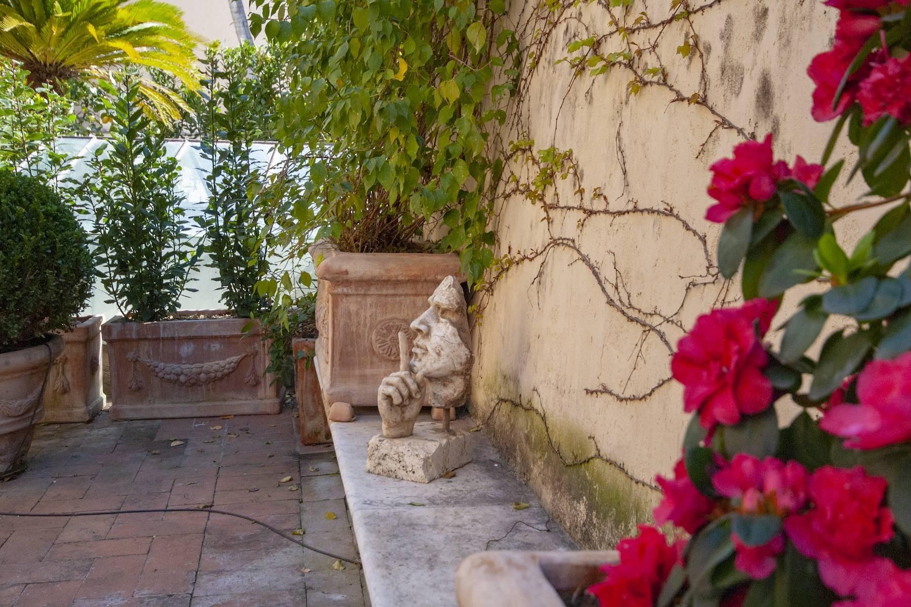 Wunderschöne Wohnung mit Blick auf Trinità dei Monti - 17