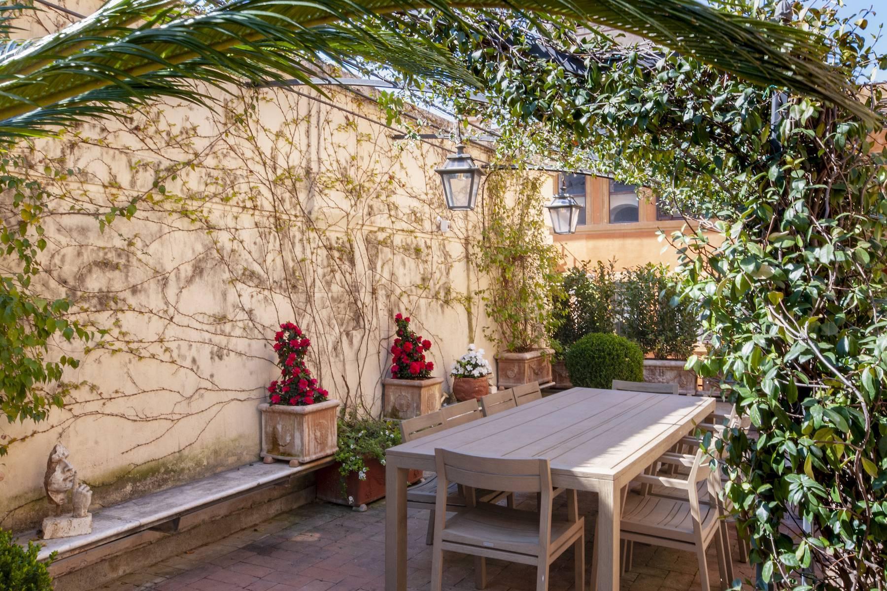 Шикарная резиденция с видом на Trinità dei Monti - 18