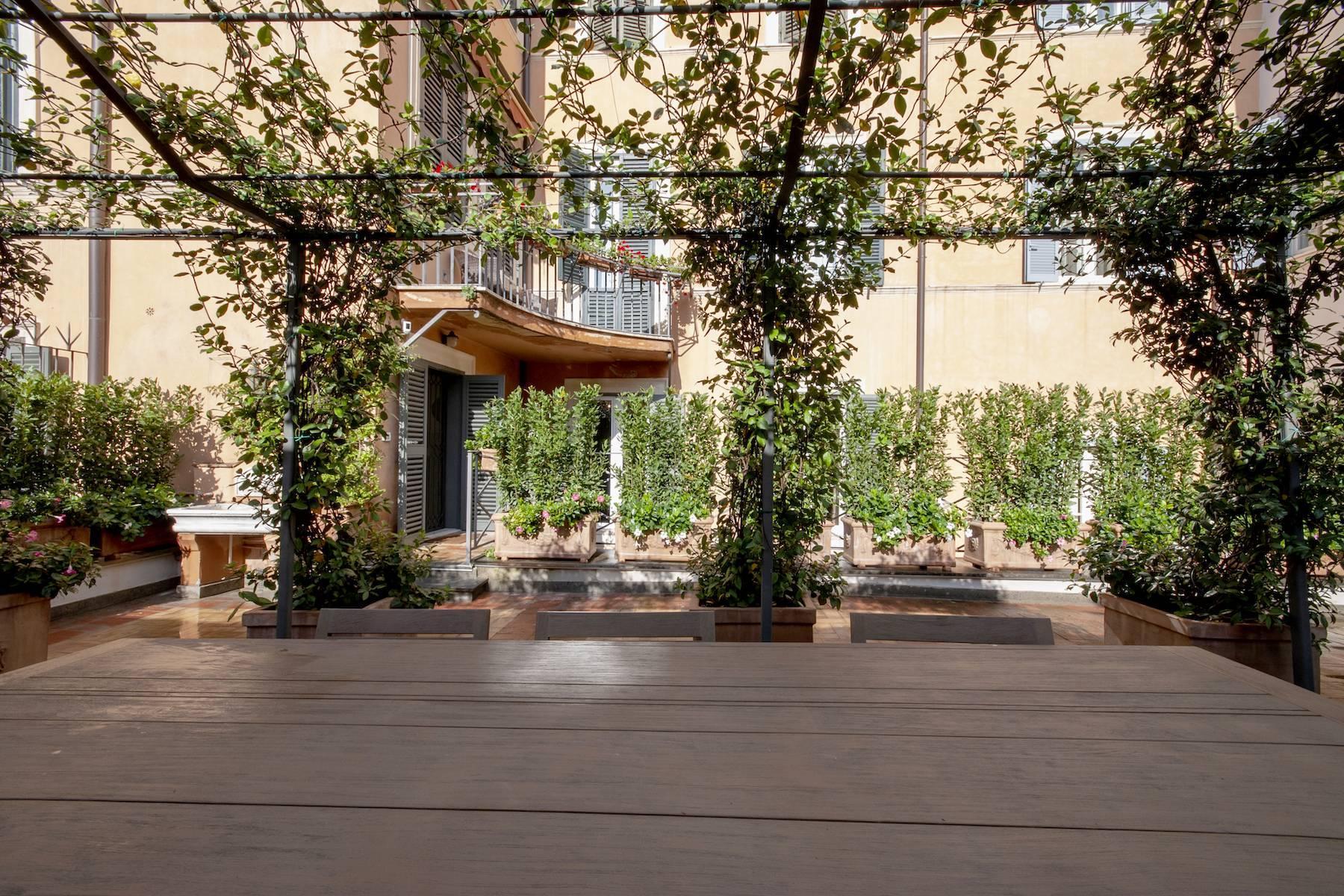 Wunderschöne Wohnung mit Blick auf Trinità dei Monti - 19