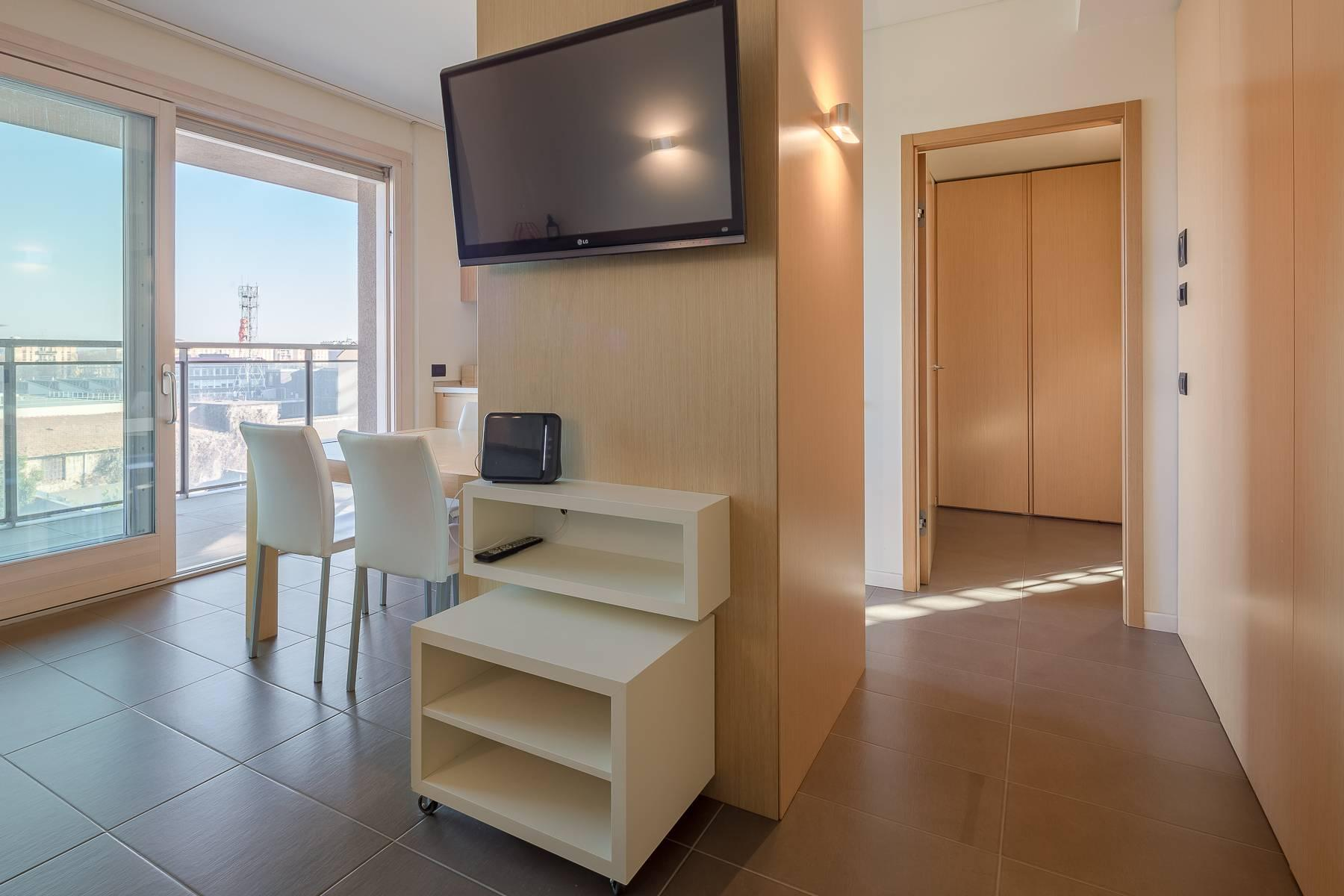 New two-room apartment with terrace in Giax Tower - 2