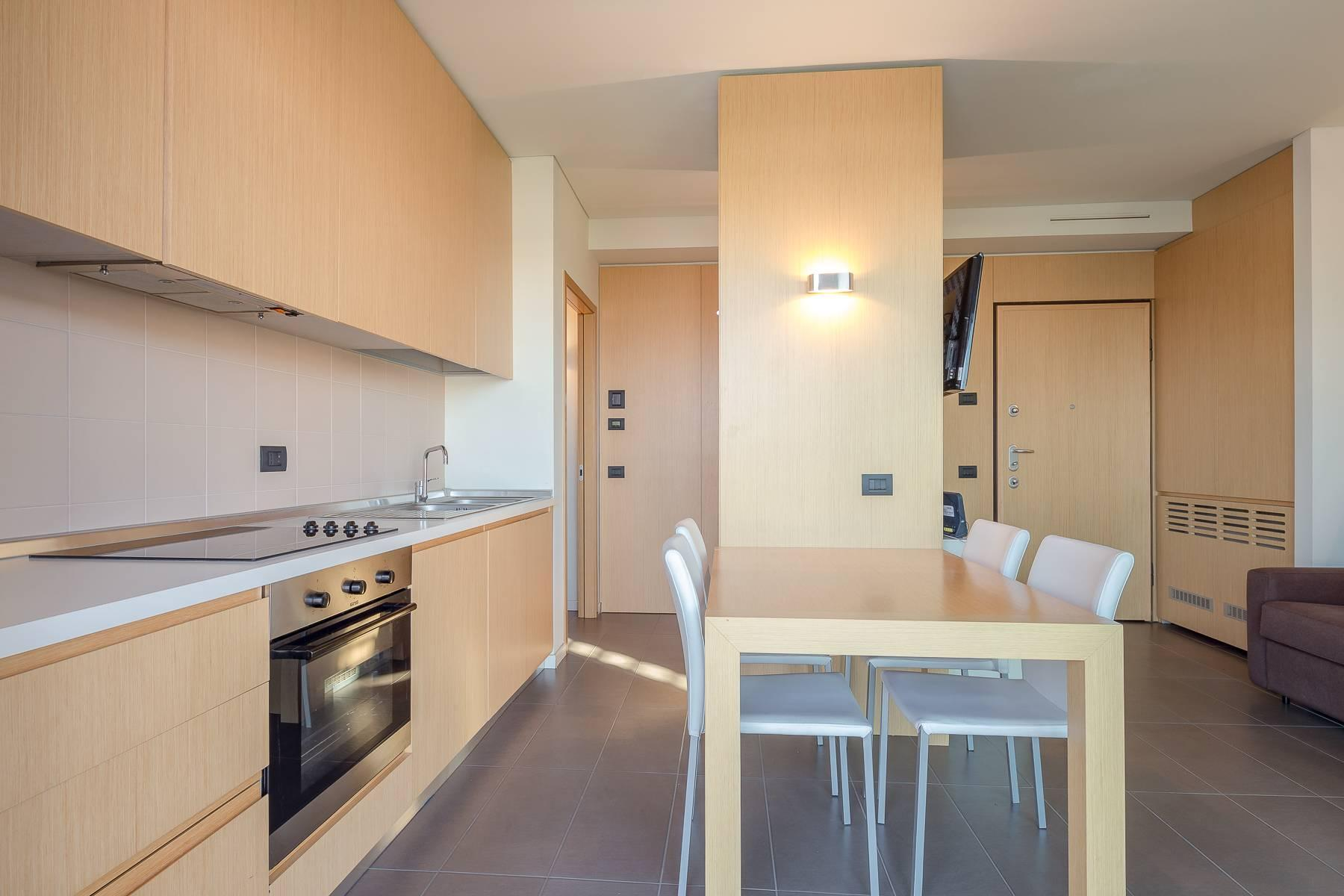New two-room apartment with terrace in Giax Tower - 4