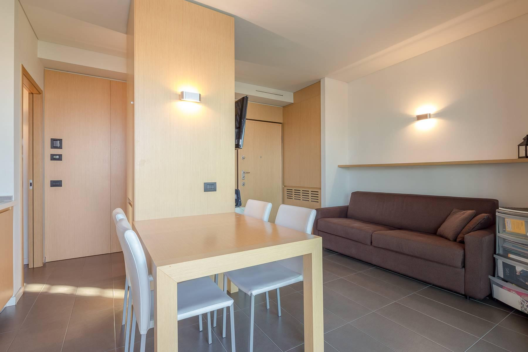 New two-room apartment with terrace in Giax Tower - 7