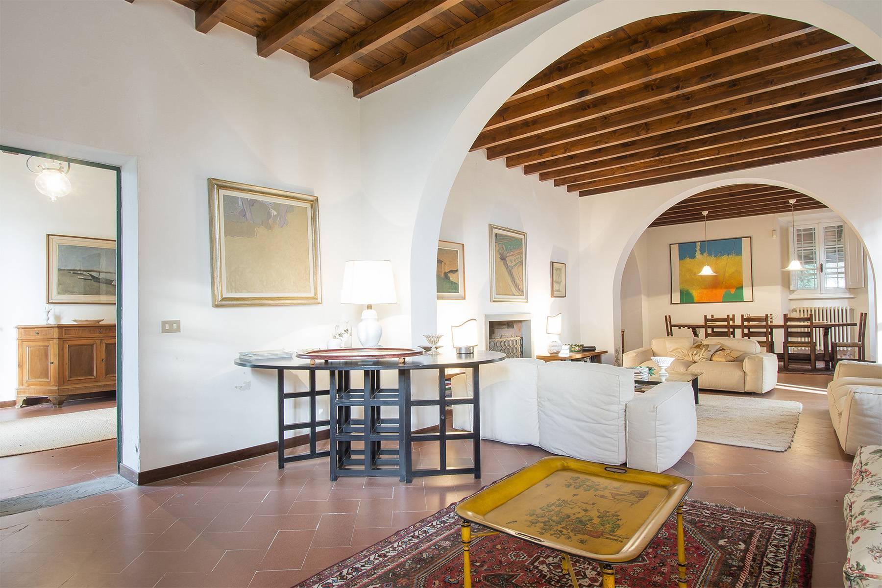 Weingut mit historischer Villa in San Miniato, Pisa - 5
