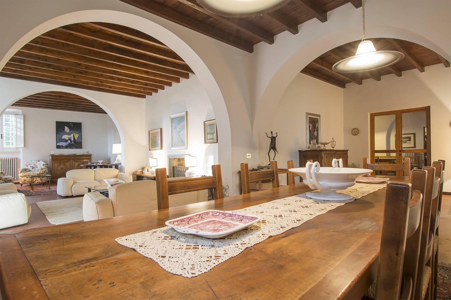Weingut mit historischer Villa in San Miniato, Pisa - 7