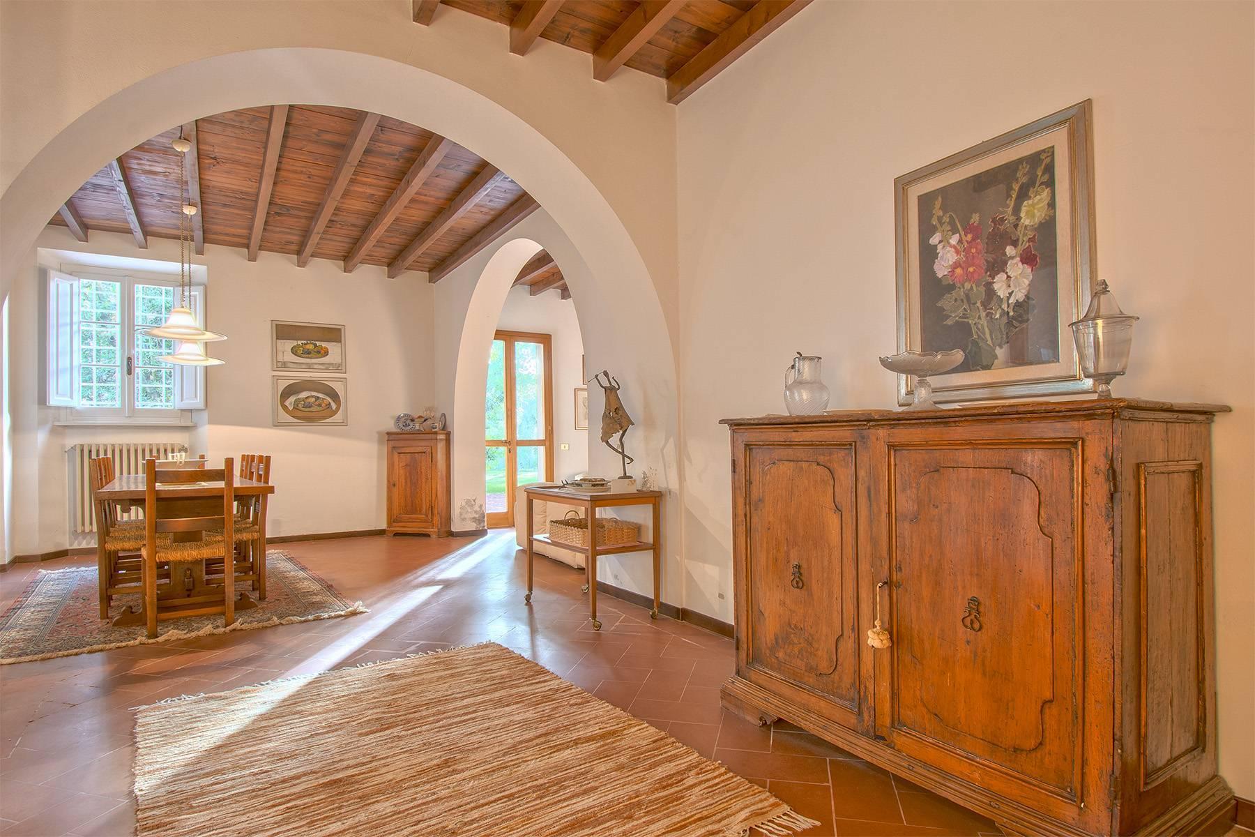 Weingut mit historischer Villa in San Miniato, Pisa - 12