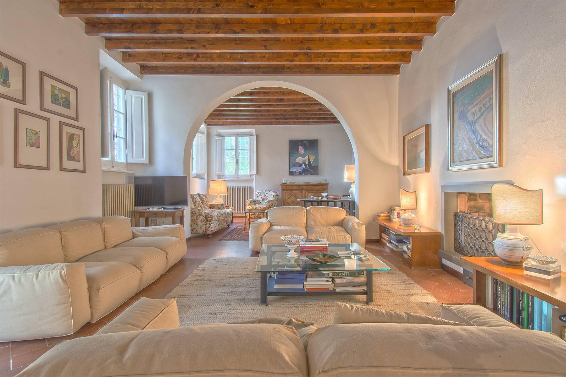 Weingut mit historischer Villa in San Miniato, Pisa - 9