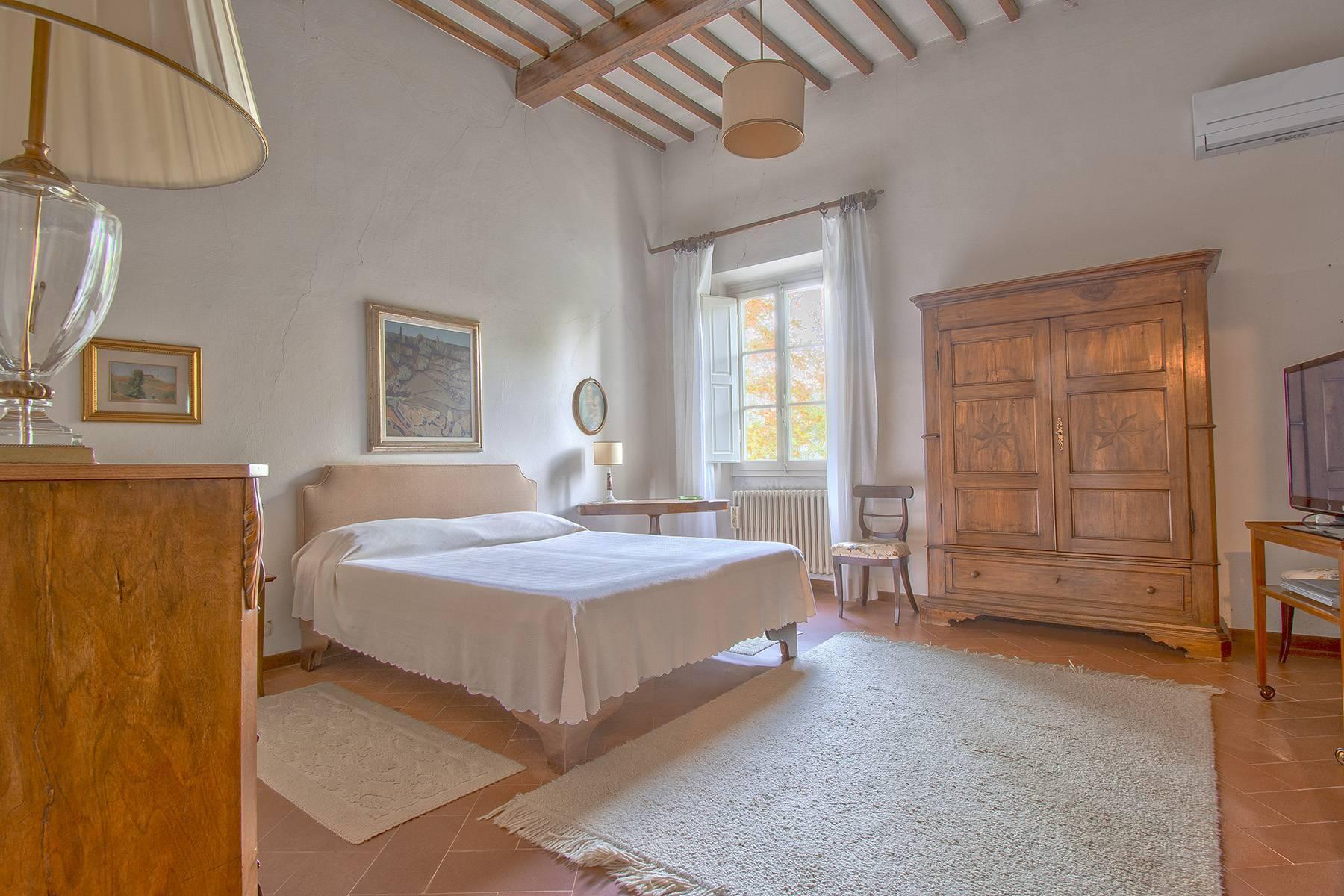 Weingut mit historischer Villa in San Miniato, Pisa - 13