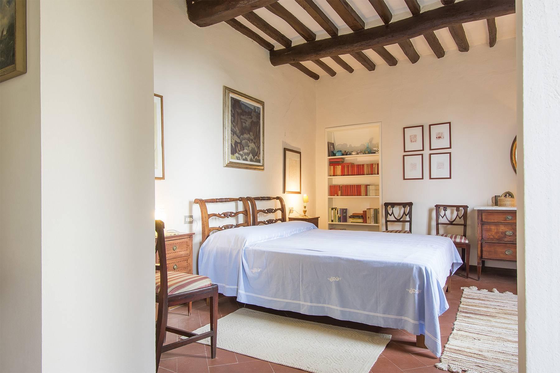 Weingut mit historischer Villa in San Miniato, Pisa - 14