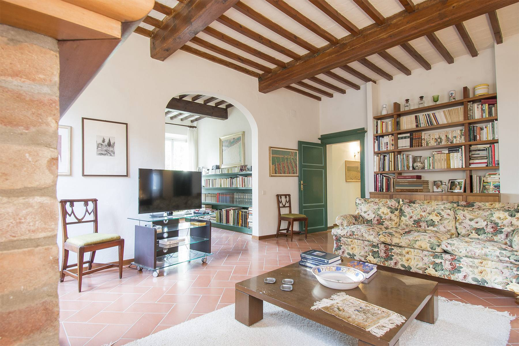 Weingut mit historischer Villa in San Miniato, Pisa - 20