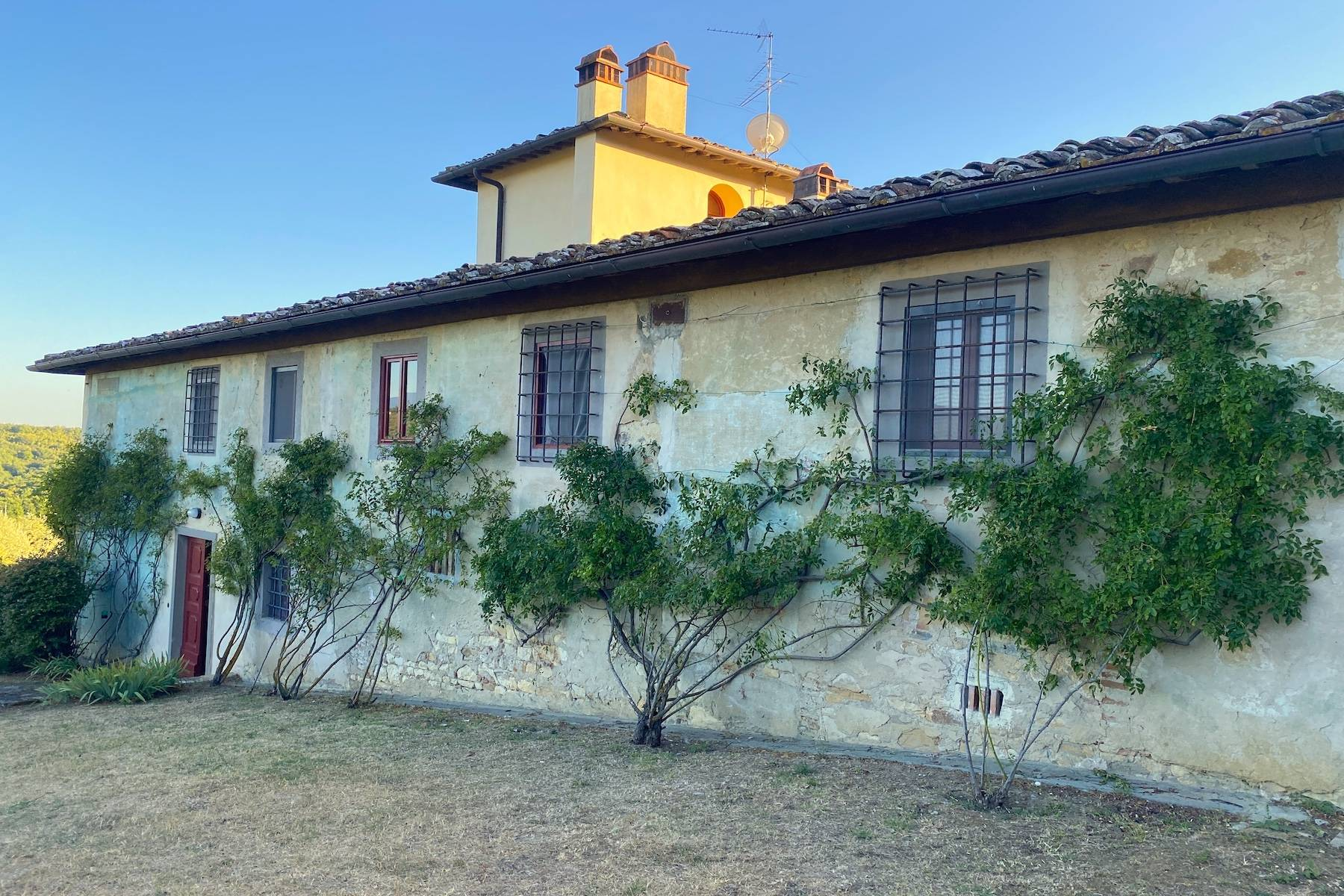 Beautiful charming countryside 6 bedroom villa with pool in Bagno a Ripoli - 3