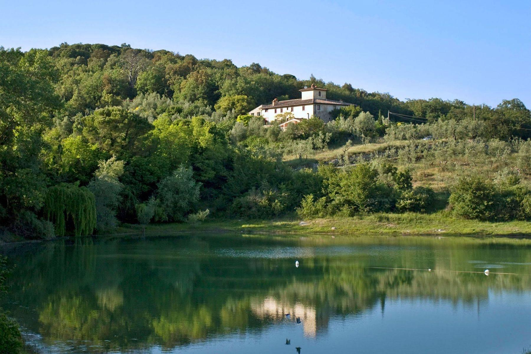Beautiful charming countryside 6 bedroom villa with pool in Bagno a Ripoli - 1