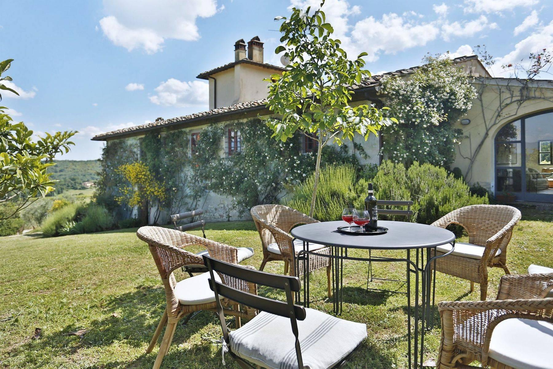 Beautiful charming countryside 6 bedroom villa with pool in Bagno a Ripoli - 2