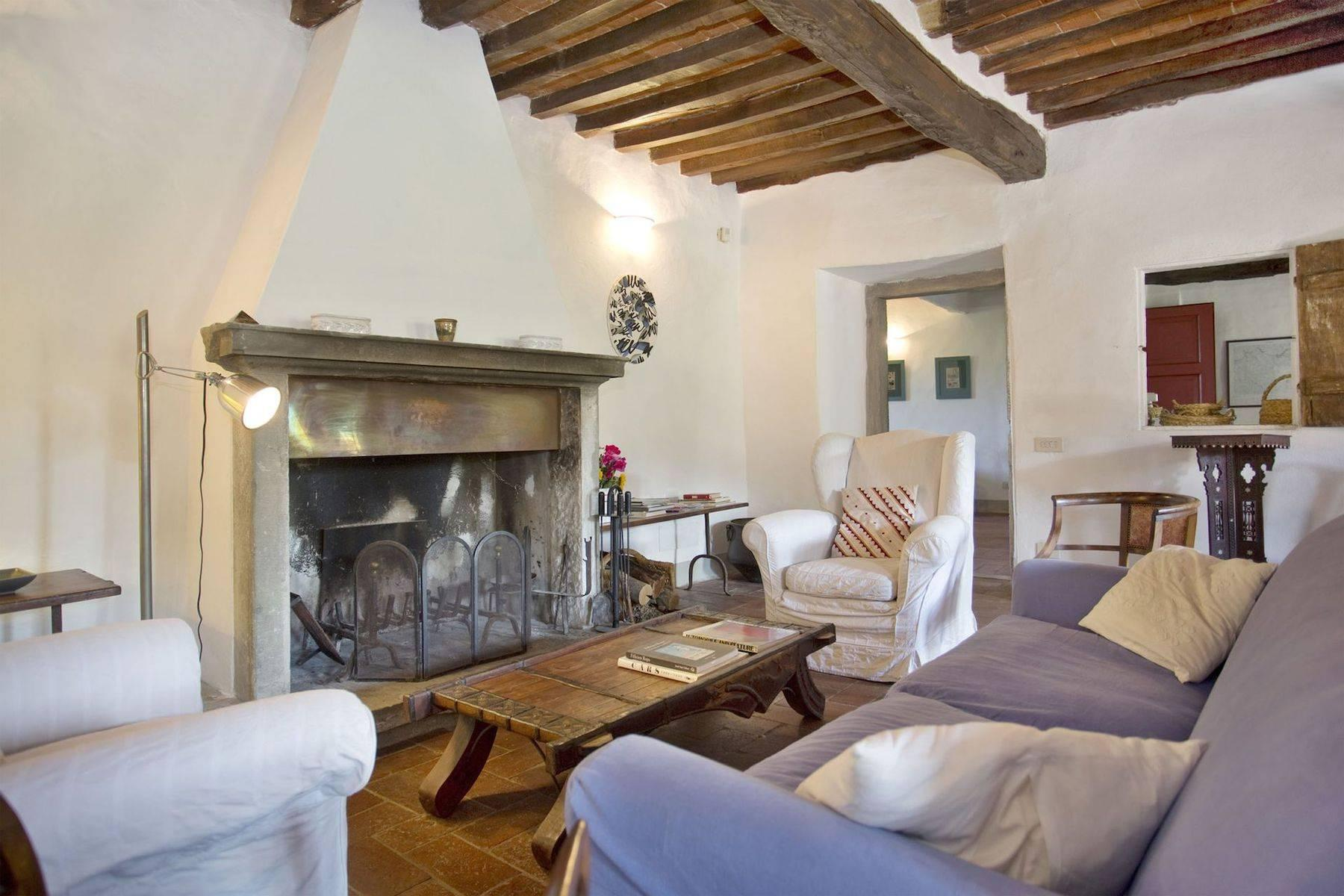 Beautiful charming countryside 6 bedroom villa with pool in Bagno a Ripoli - 7