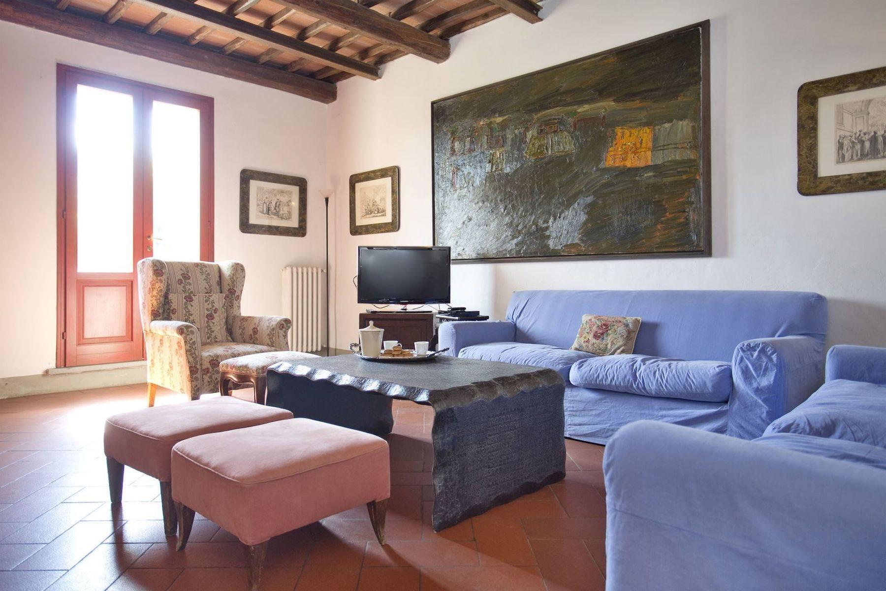 Beautiful charming countryside 6 bedroom villa with pool in Bagno a Ripoli - 8