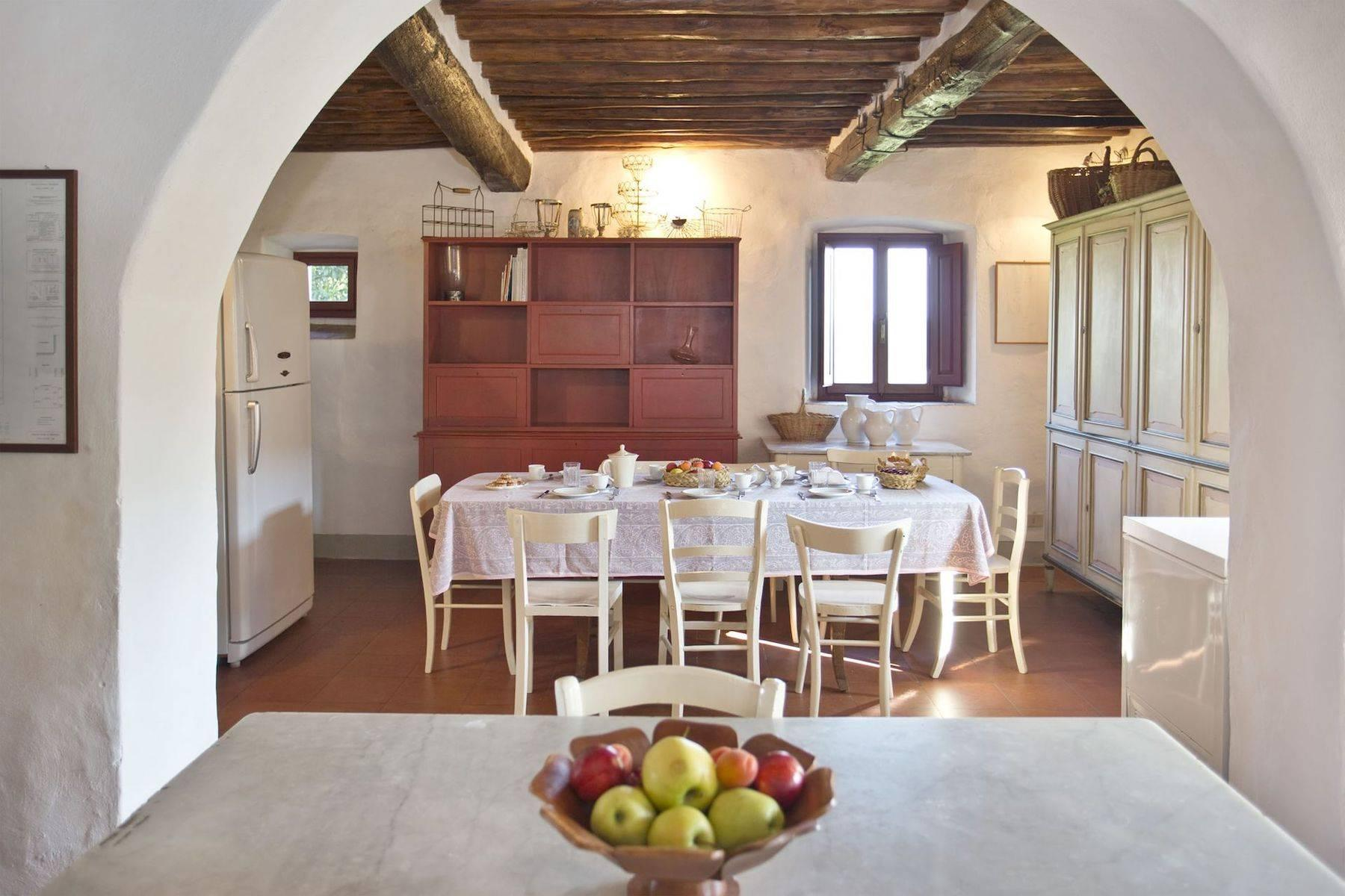 Beautiful charming countryside 6 bedroom villa with pool in Bagno a Ripoli - 10