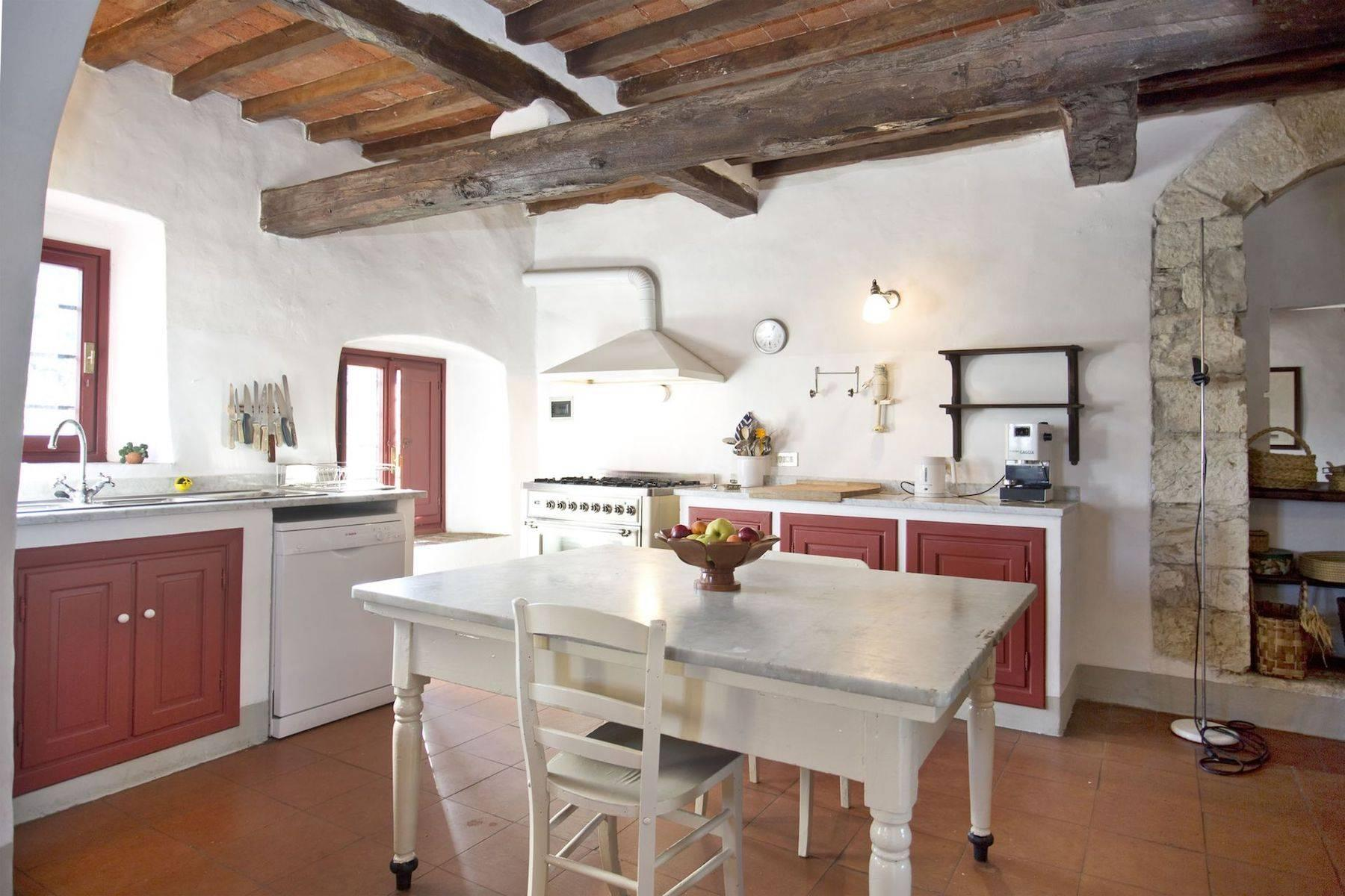 Beautiful charming countryside 6 bedroom villa with pool in Bagno a Ripoli - 11