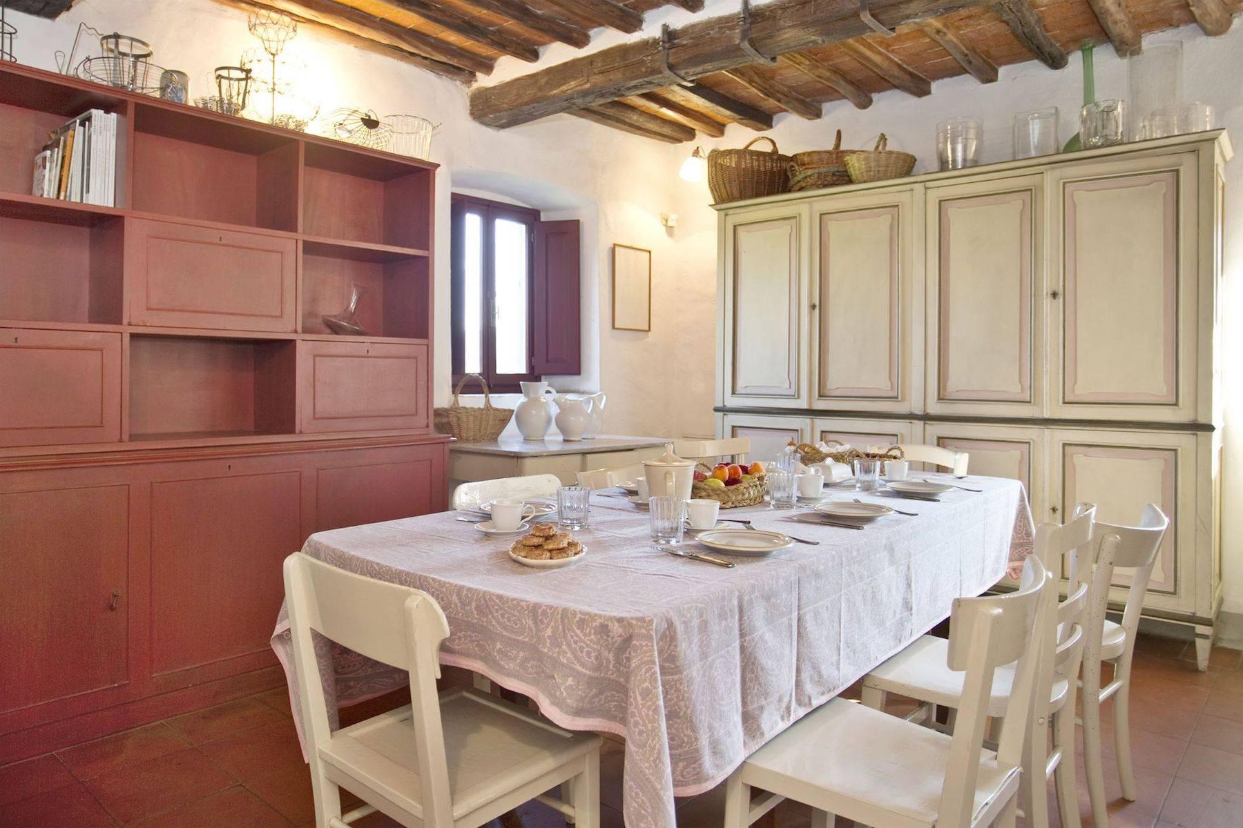 Beautiful charming countryside 6 bedroom villa with pool in Bagno a Ripoli - 12
